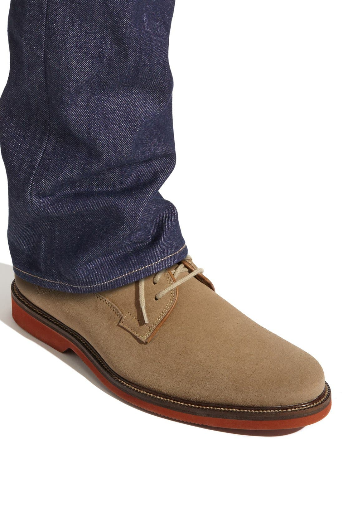 Alternate Image 6  - 1901 'Logan' Oxford (Men)