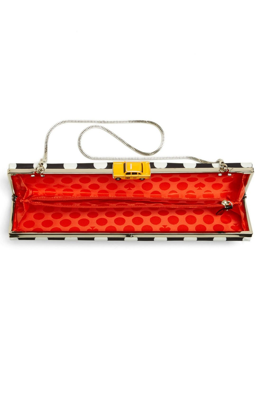 Alternate Image 3  - kate spade new york 'far from the tree - off duty' clutch