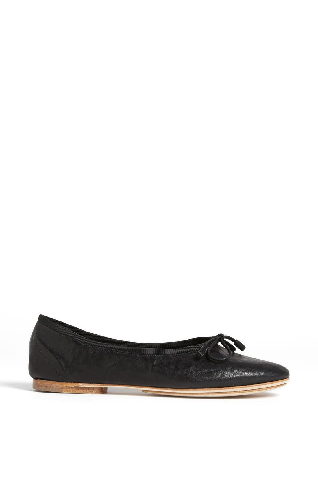 Alternate Image 5  - rag & bone 'Windsor' Skimmer Flat
