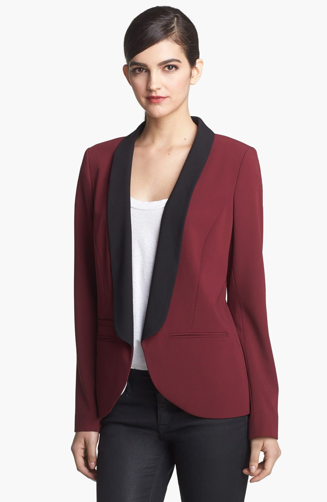 Main Image - Trouvé Three Pocket Blazer