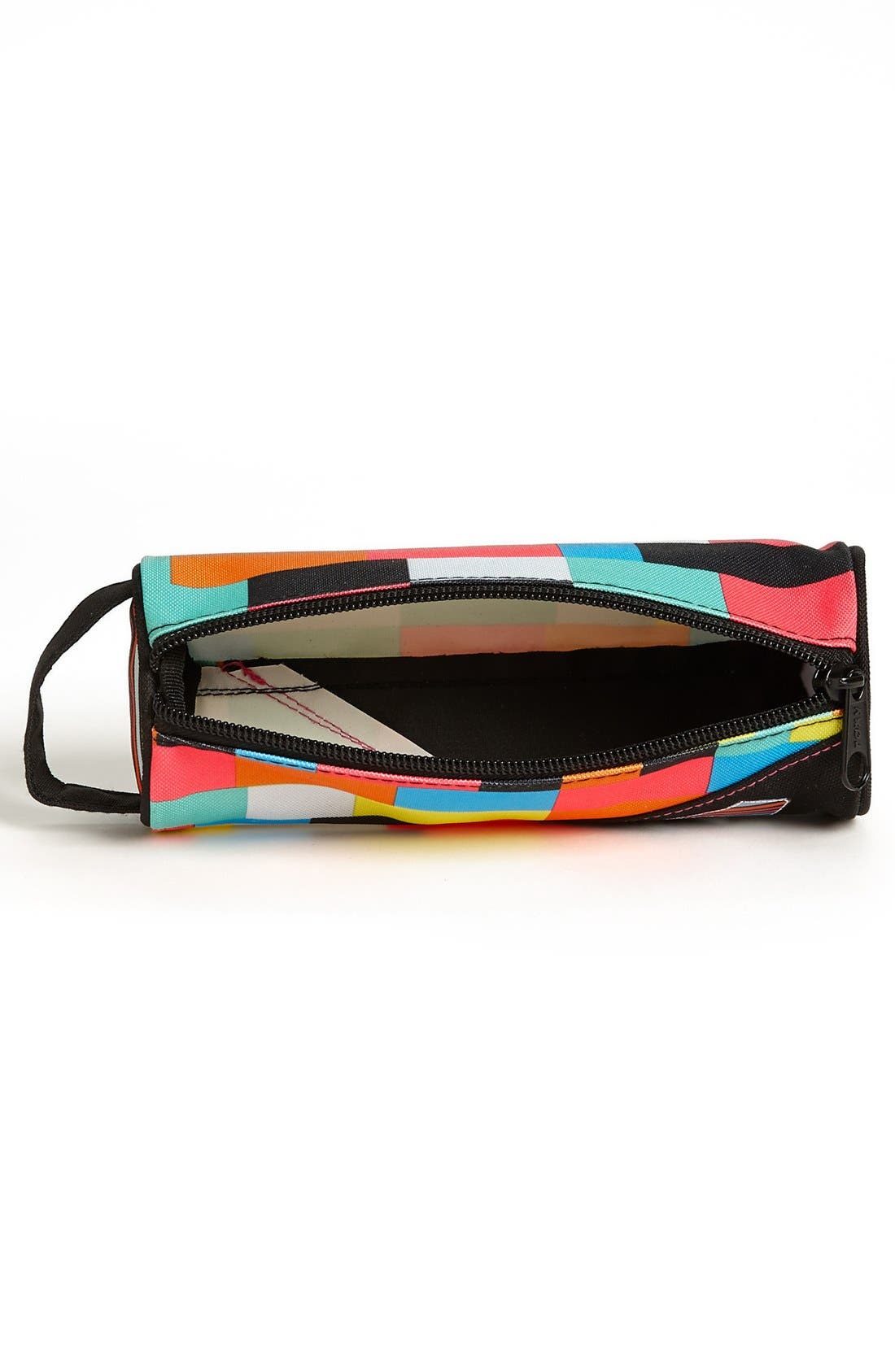 'Scribble' Pencil Case,                             Alternate thumbnail 2, color,                             Multi/ Black/ Pink/ Blue