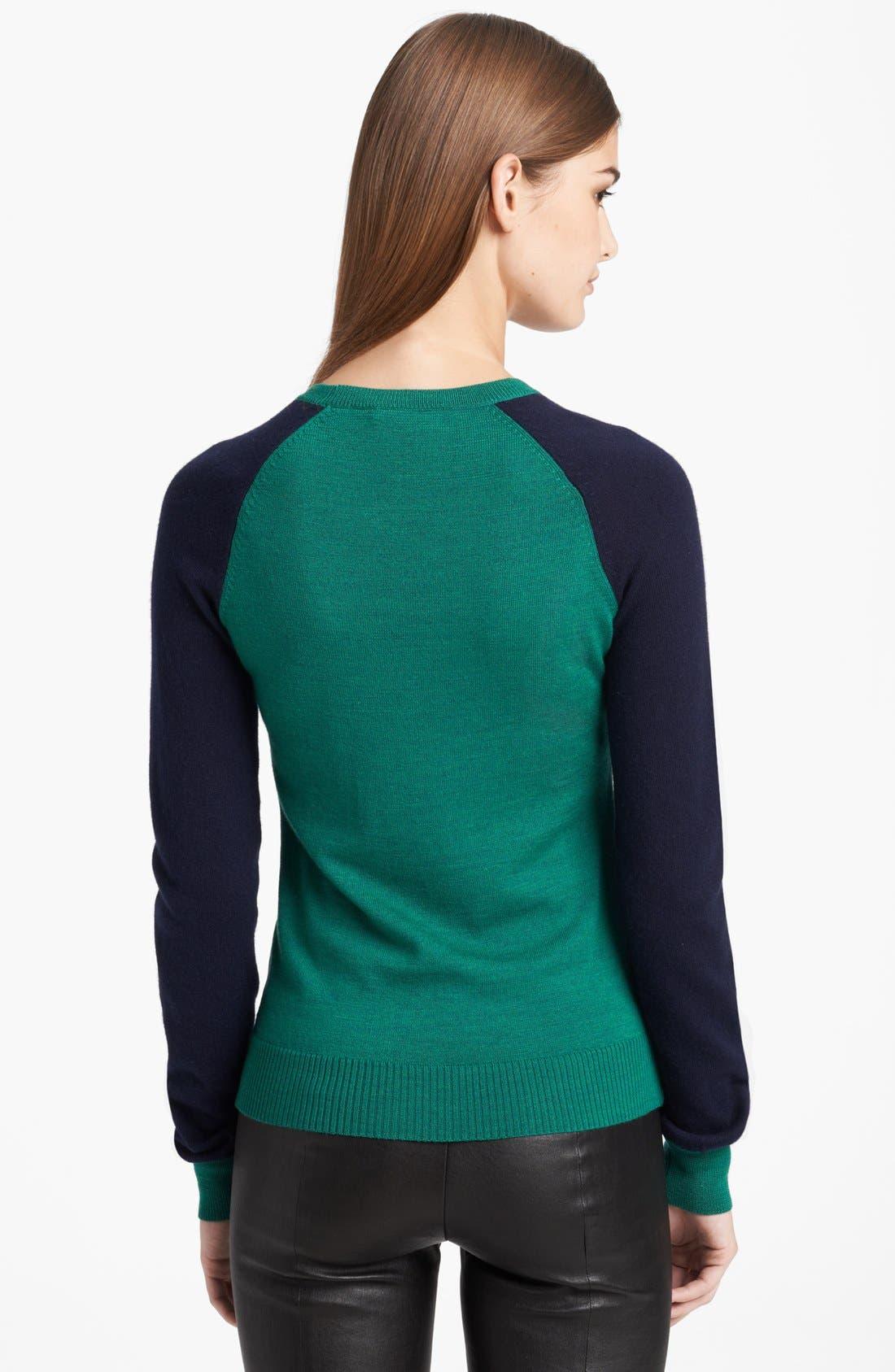 Alternate Image 2  - Erdem Raglan Sleeve Sweater