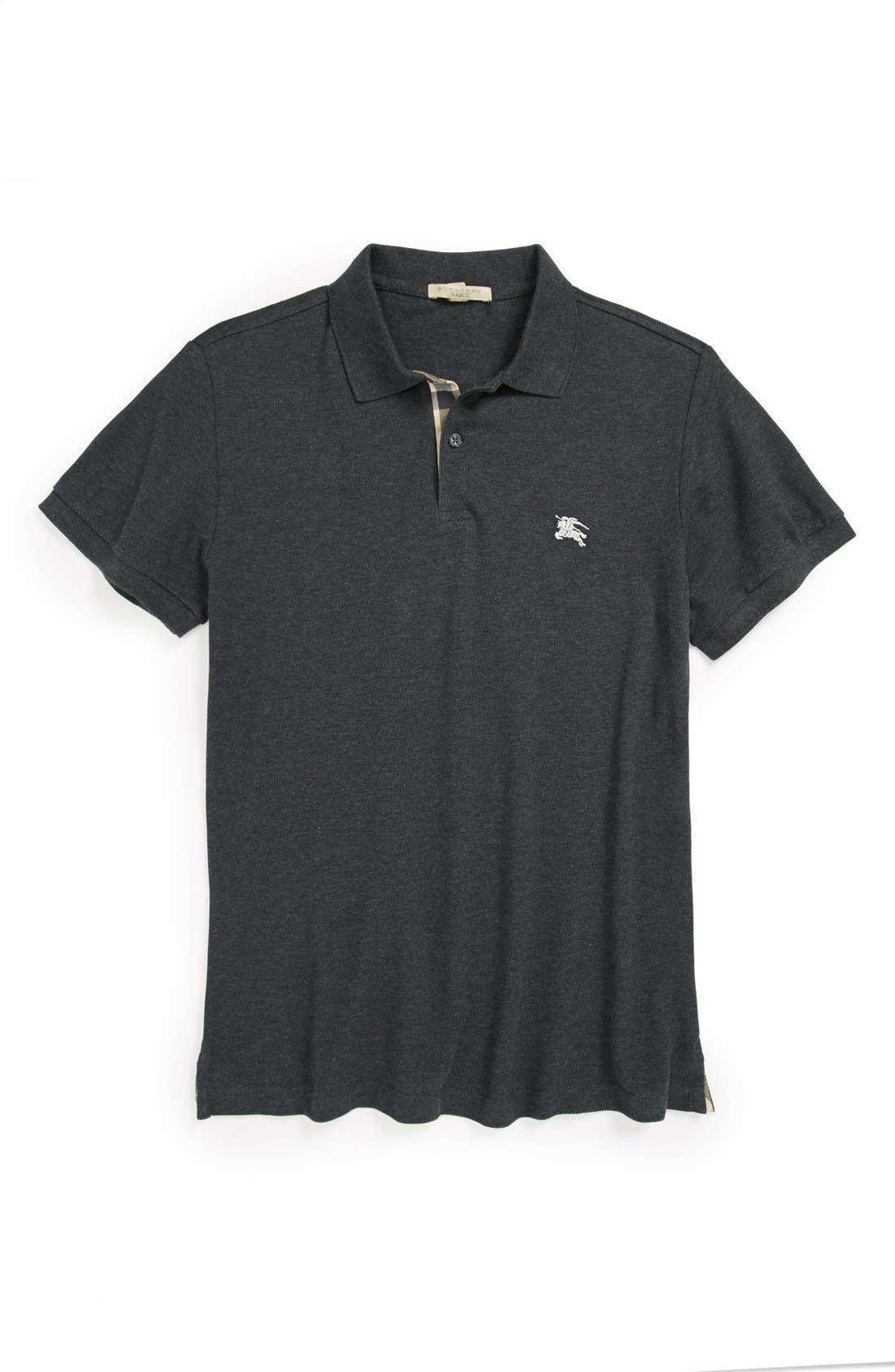 Alternate Image 1 Selected - Burberry Brit Polo