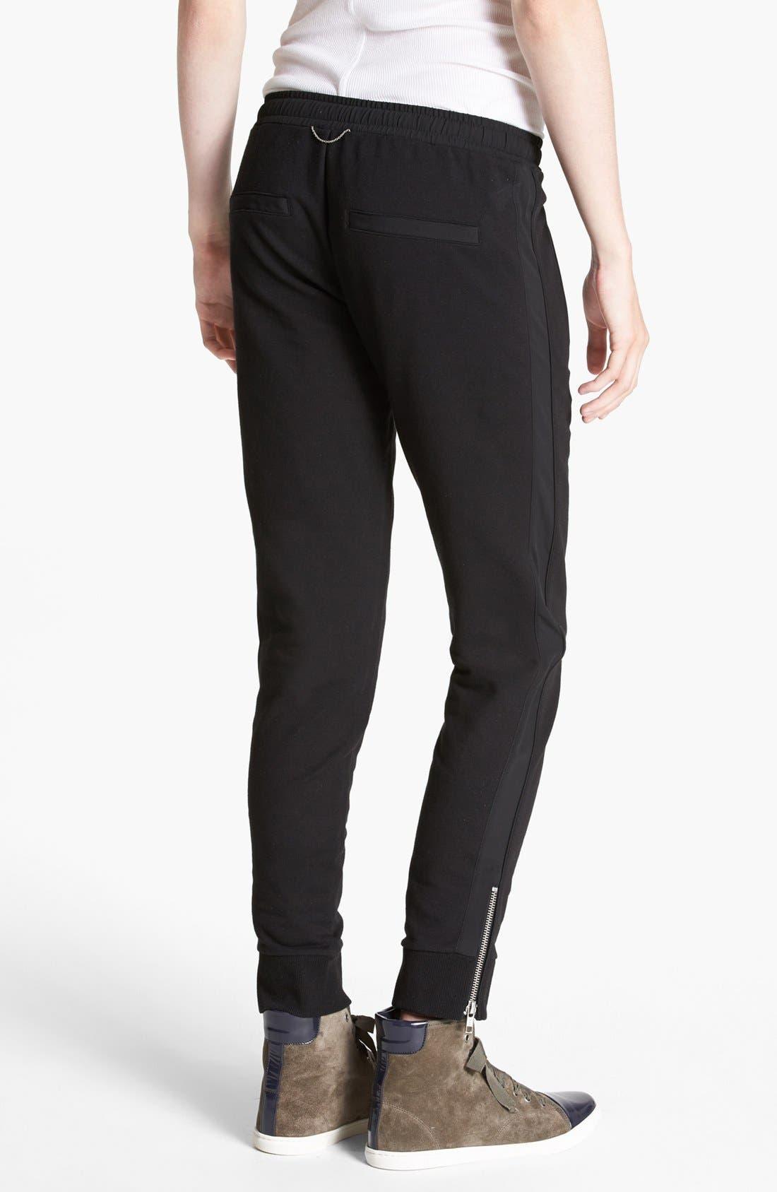 Alternate Image 2  - The Kooples Side Stripe Sweatpants