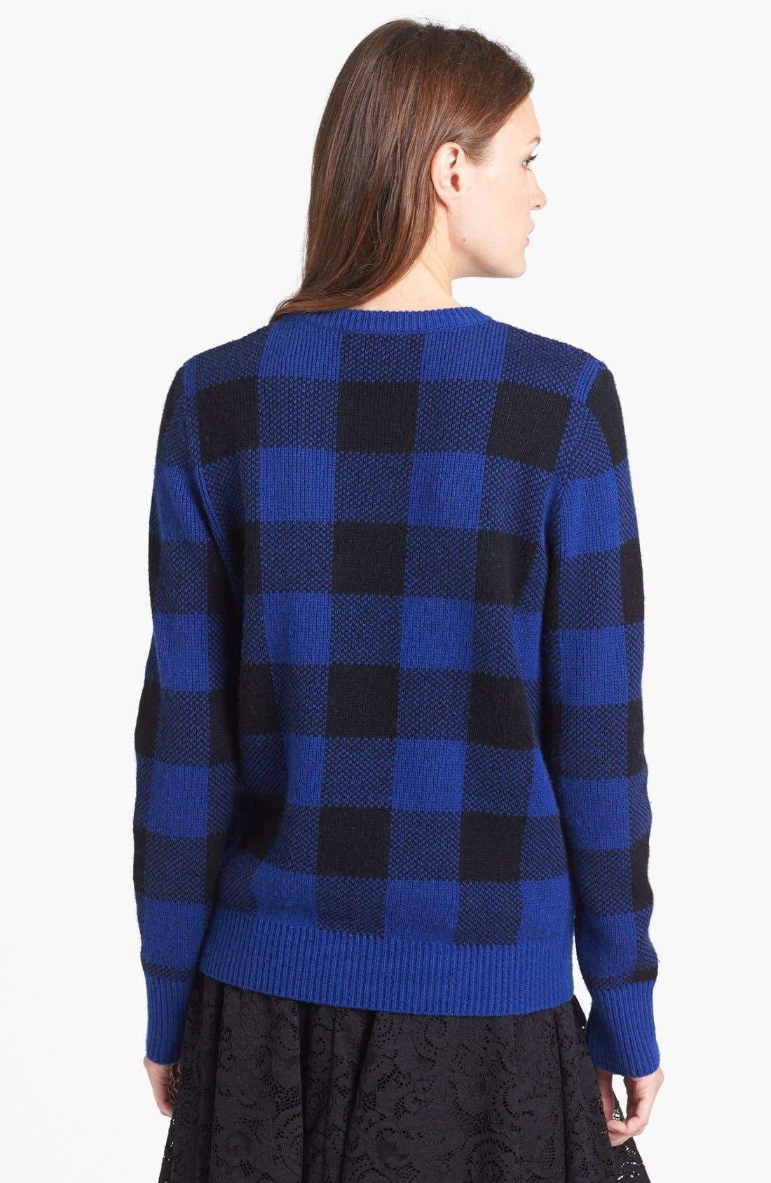 Alternate Image 2  - Equipment 'Shane' Wool Sweater
