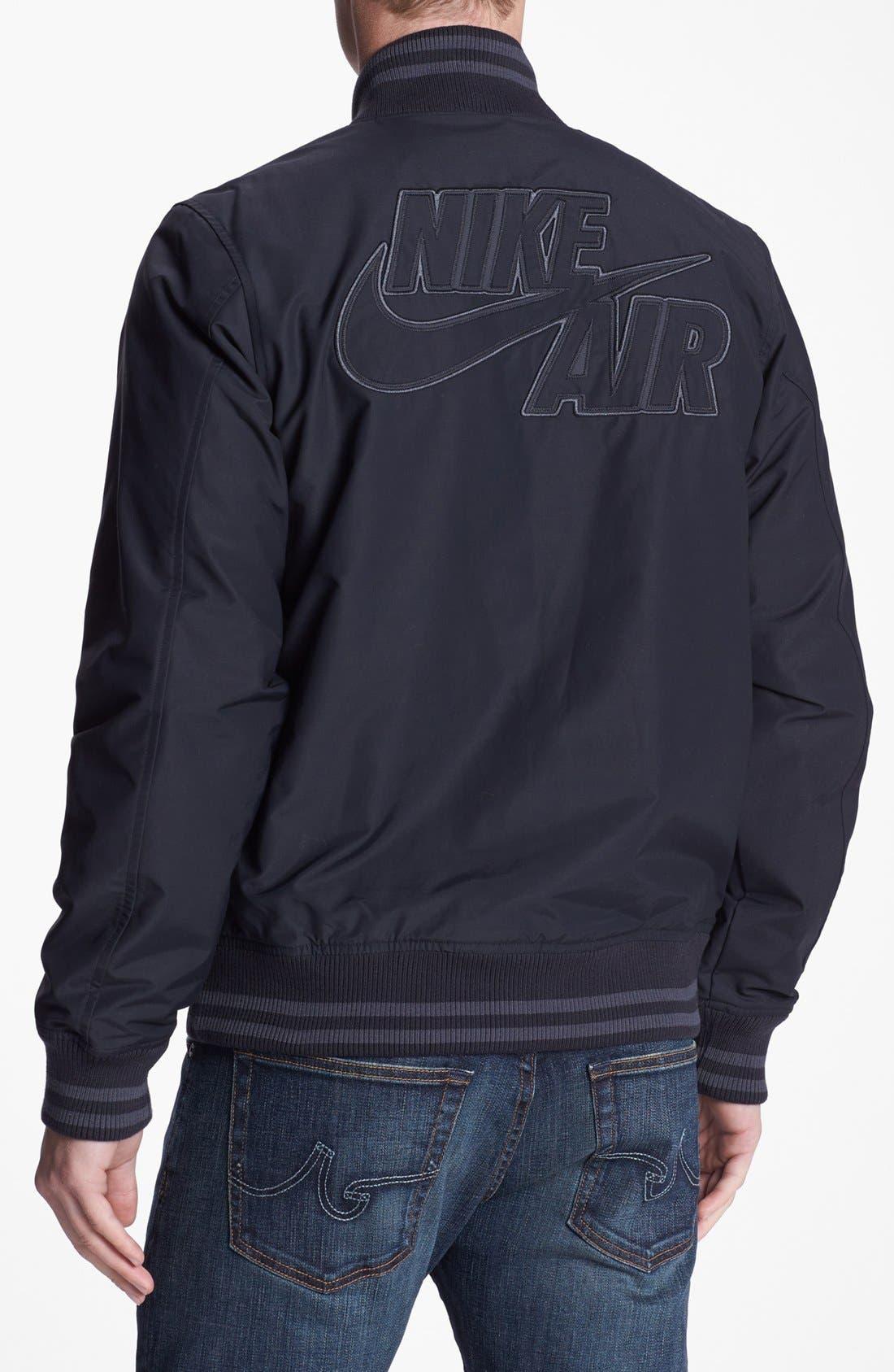 Alternate Image 2  - Nike 'Heritage Air - Destroyer' Jacket