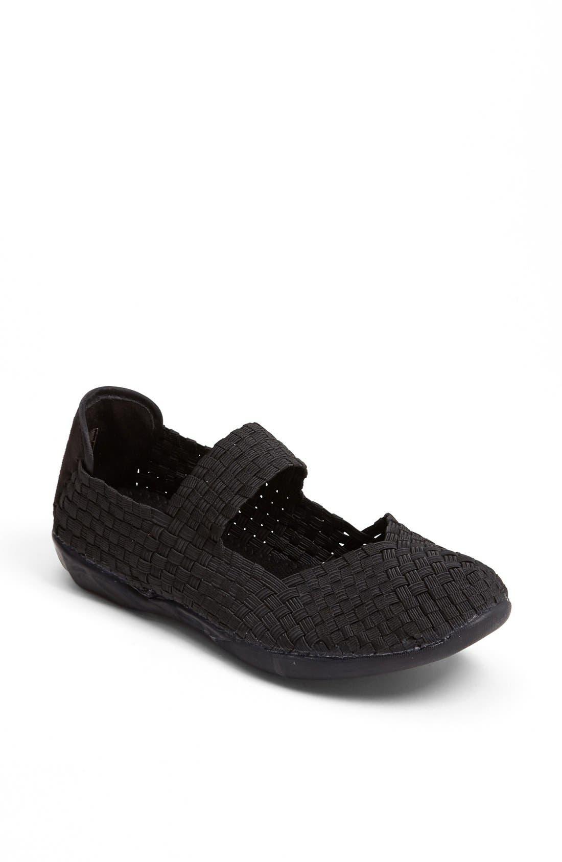 'Cuddly' Sneaker,                             Main thumbnail 1, color,                             Black