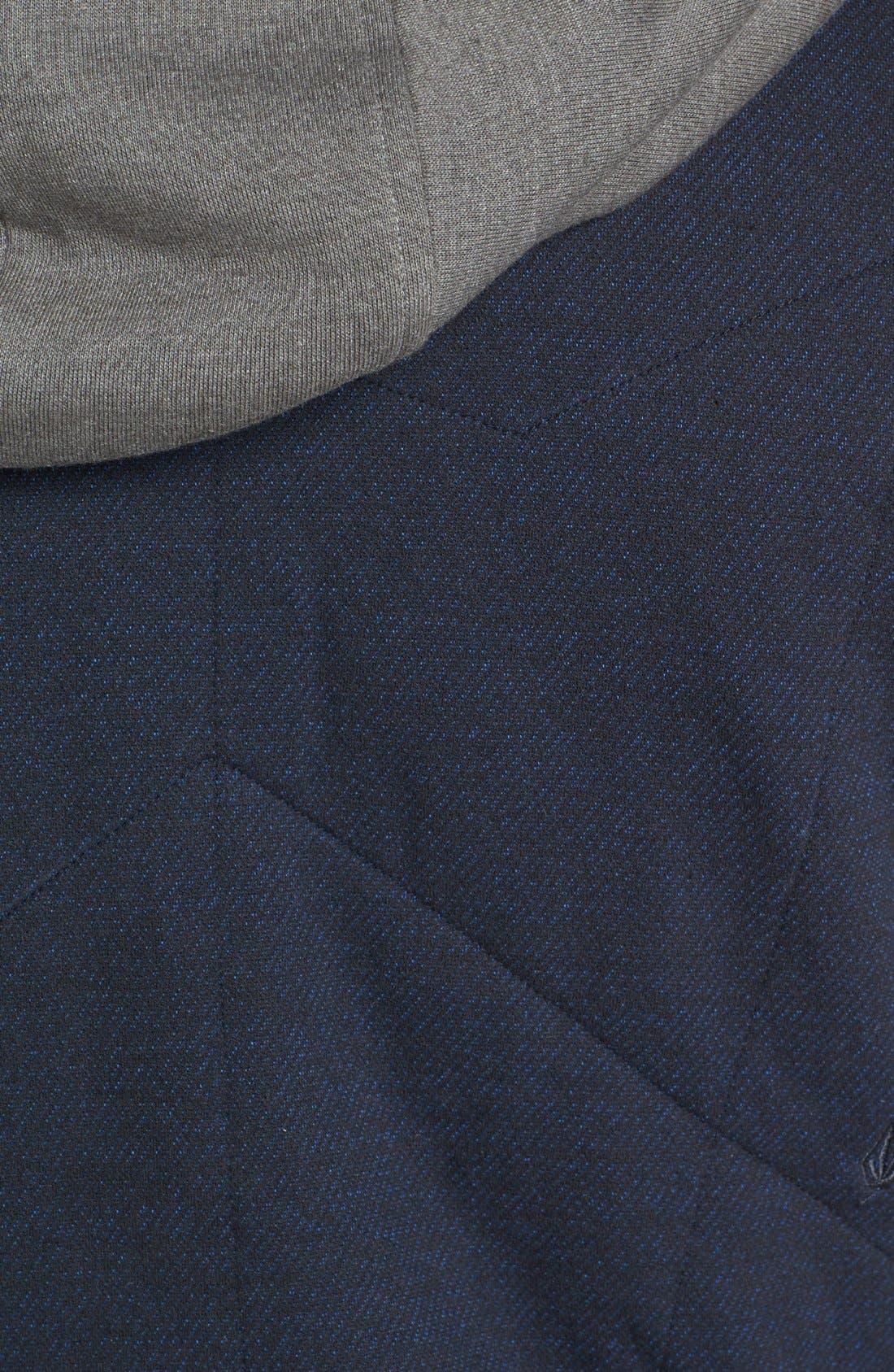 Alternate Image 3  - Volcom 'Barett' Quilted Jacket