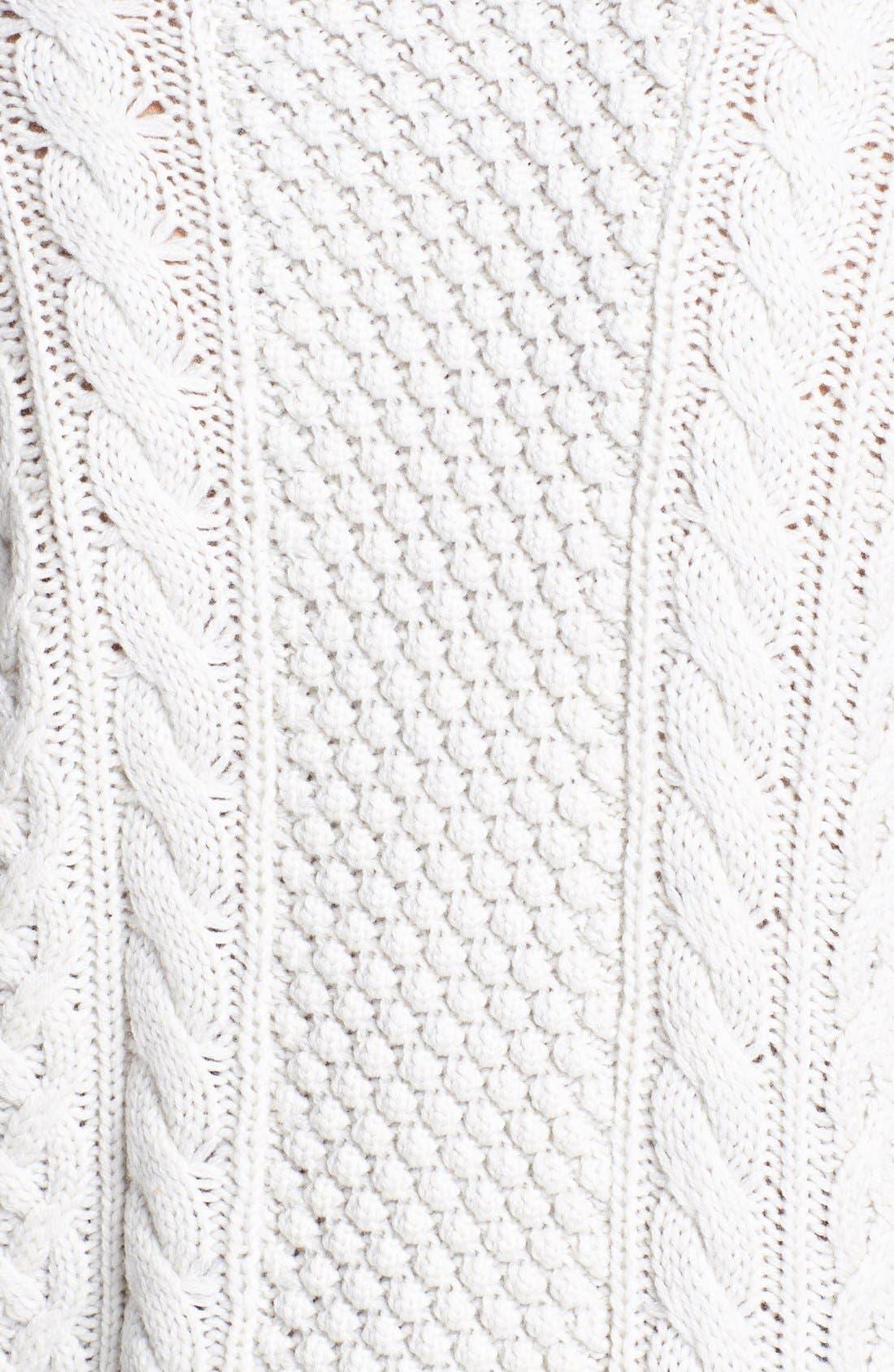 Alternate Image 3  - Trina Turk 'Haya' Merino Wool Sweater