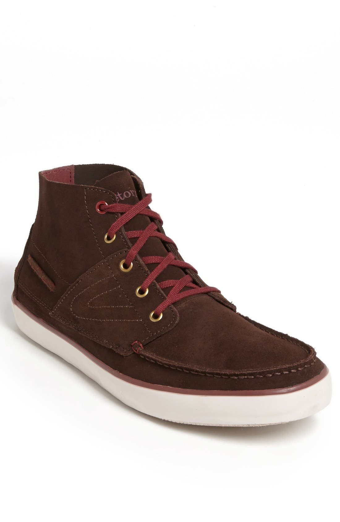 Alternate Image 1 Selected - Tretorn 'Otto Mid' Suede Sneaker (Men)