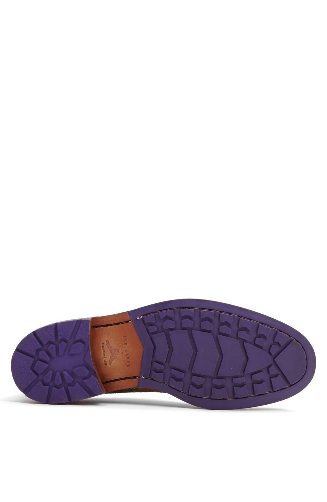 Alternate Image 4  - Ted Baker London 'Cassiuss 2' Spectator Shoe