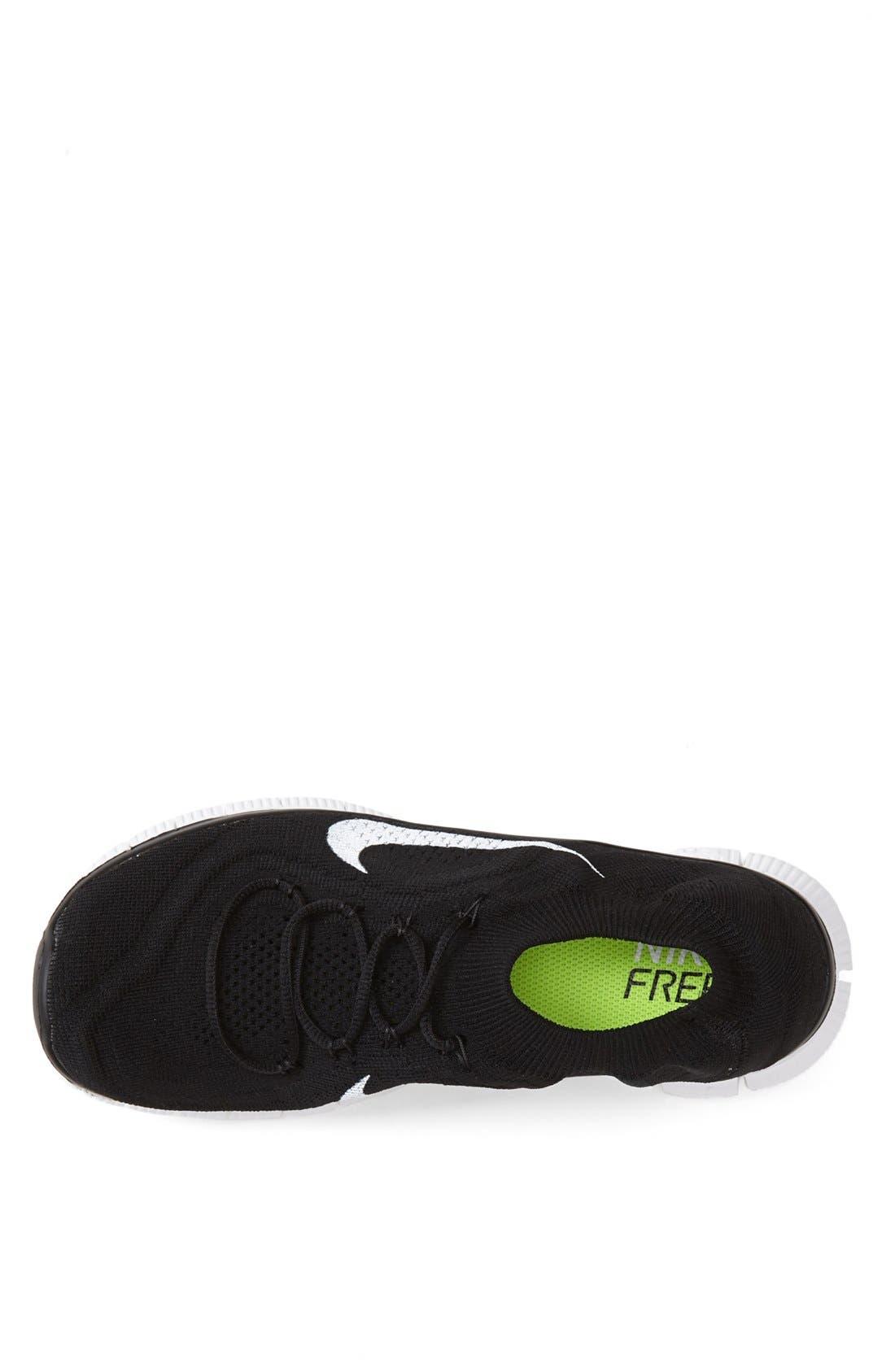 Alternate Image 3  - Nike 'Free Flyknit+' Running Shoe (Men)