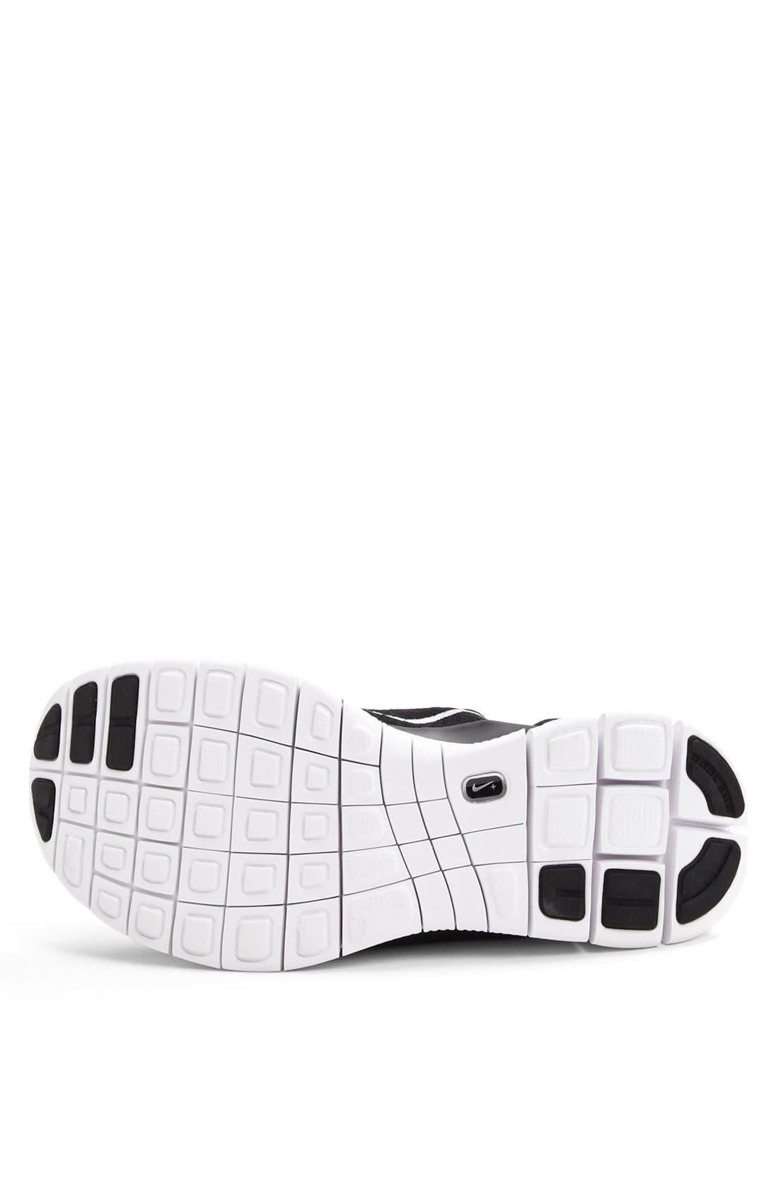 Alternate Image 4  - Nike 'Free Flyknit+' Running Shoe (Men)