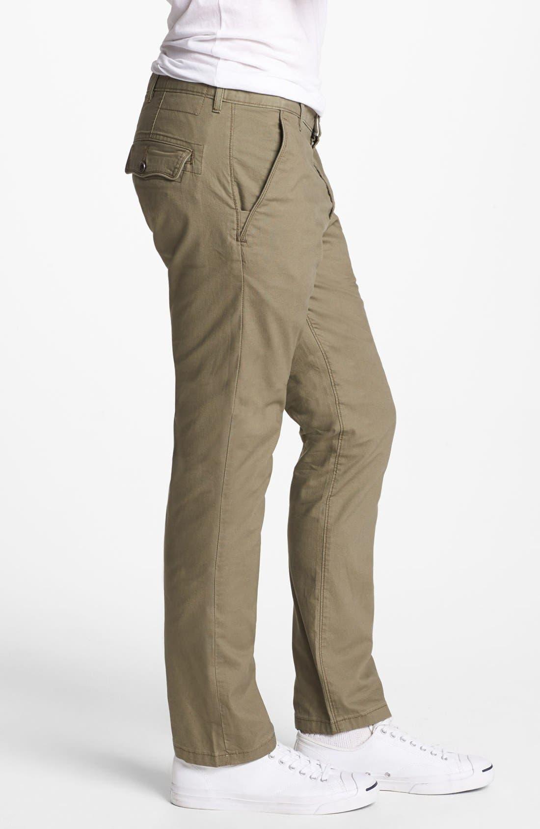 Alternate Image 3  - Levi's® 'Better' Slim Straight Leg Chinos