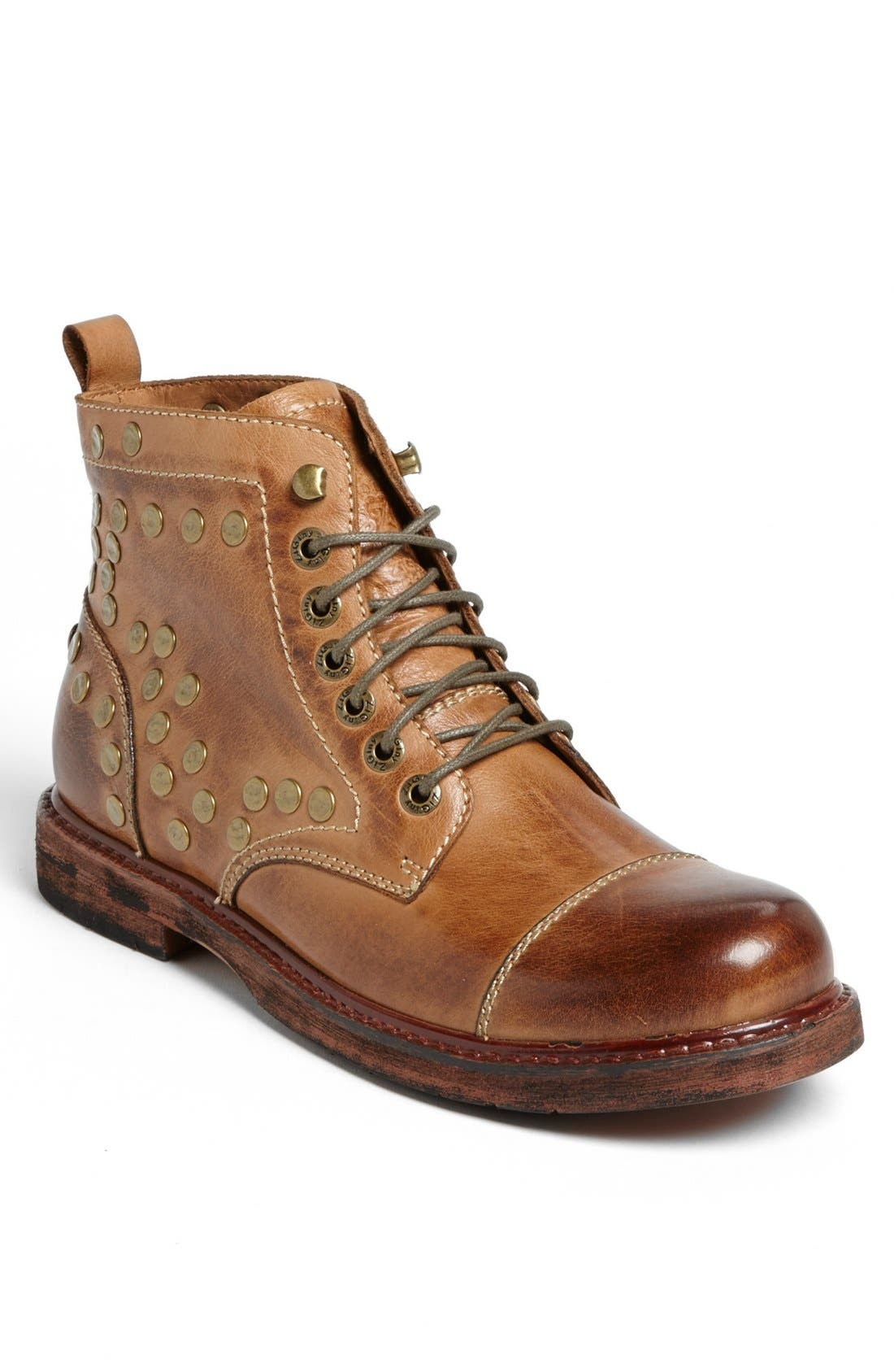 Alternate Image 1 Selected - ZIGIny 'Penn' Cap Toe Boot