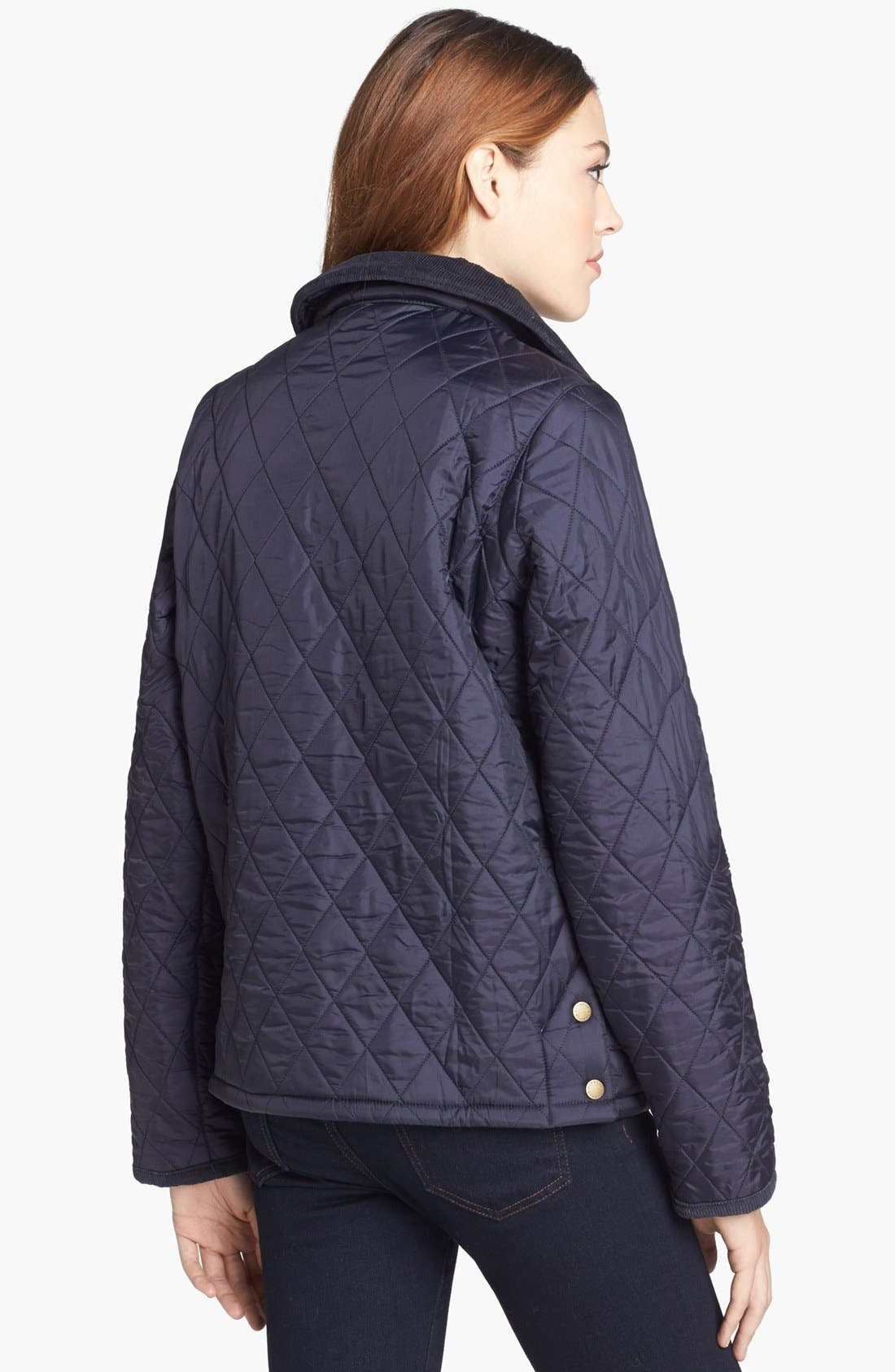 Alternate Image 2  - Barbour 'Vintage Liddesdale' Quilted Jacket