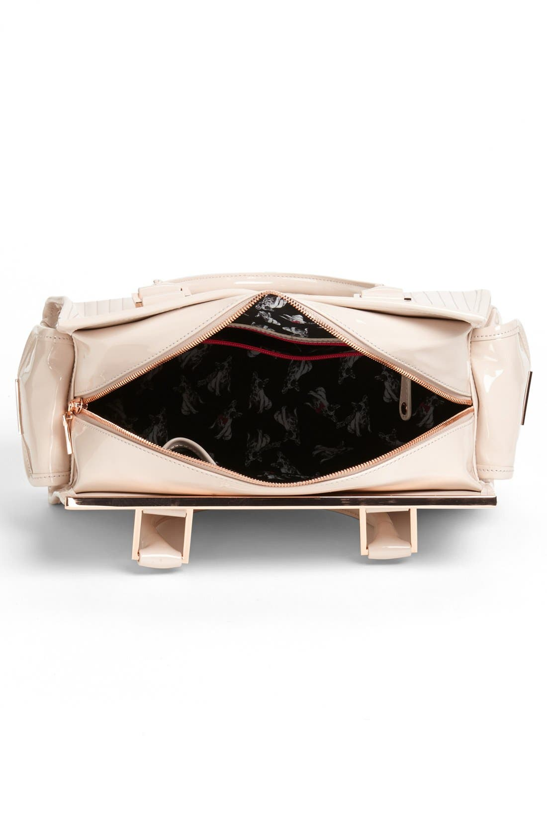 Alternate Image 3  - Ted Baker London 'Jaide' Quilted Tote
