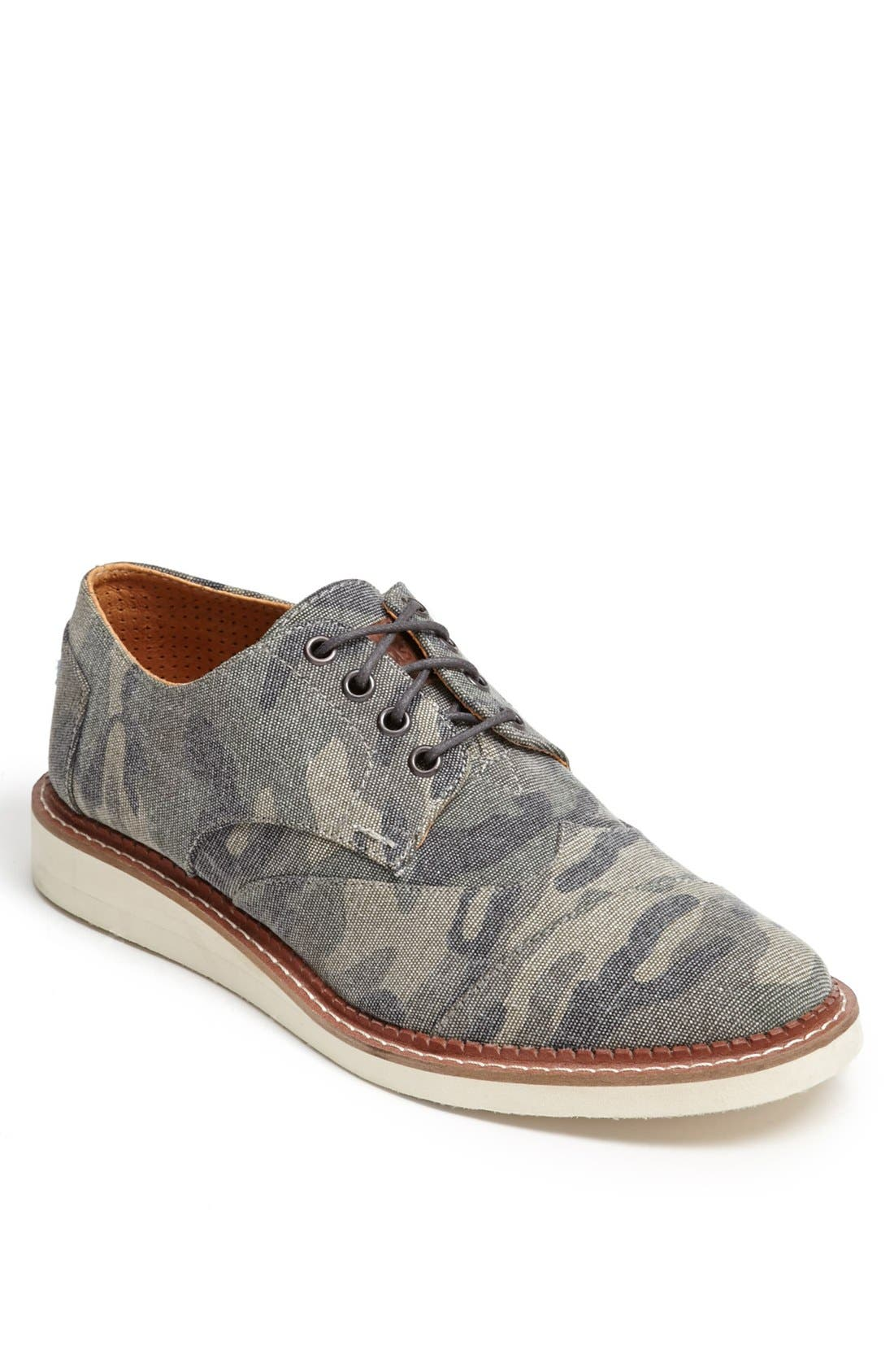 Alternate Image 1 Selected - TOMS 'Brogue' Wingtip (Men)