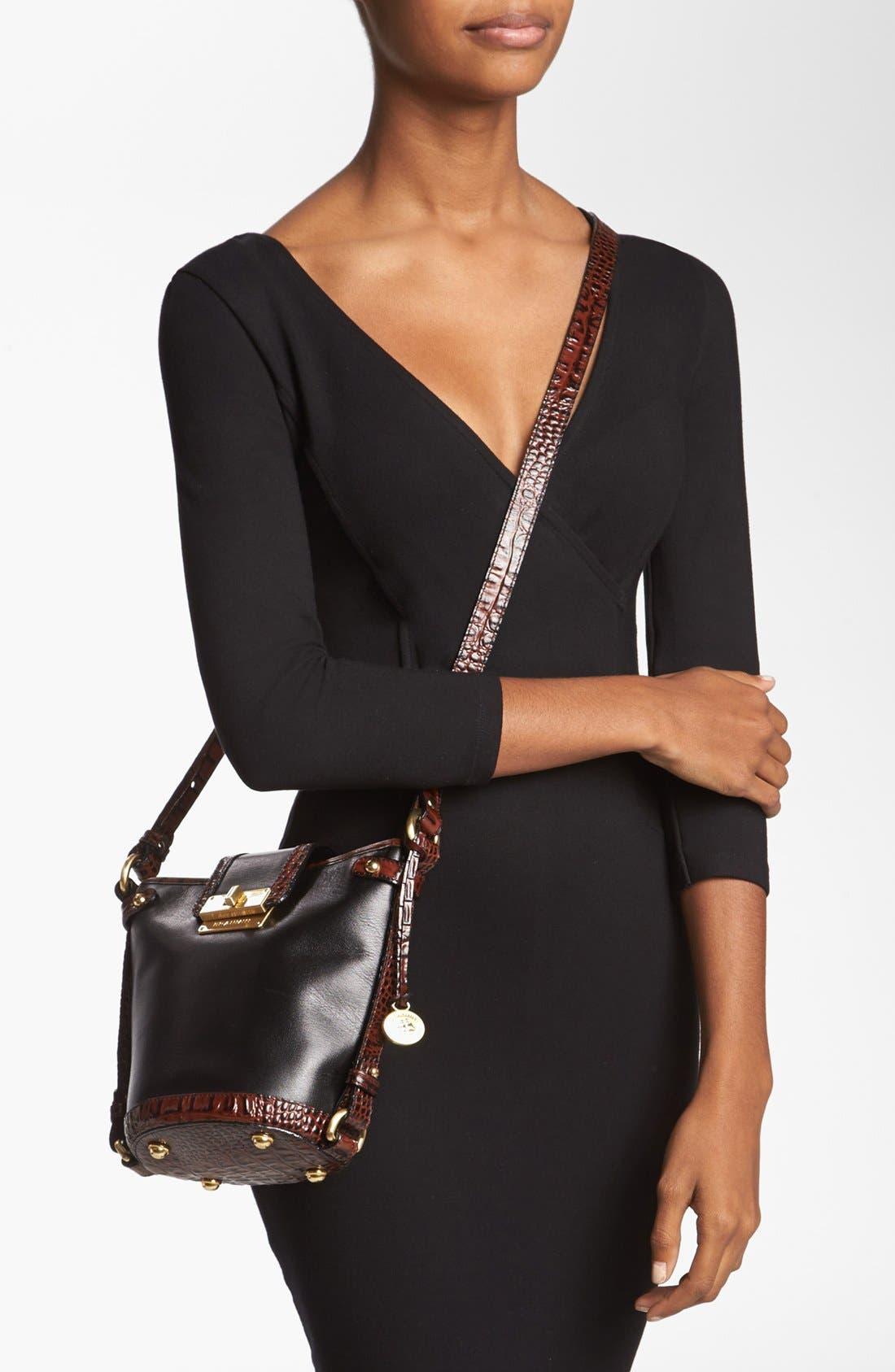 Alternate Image 2  - Brahmin 'Tuscan Oxford' Crossbody Bag