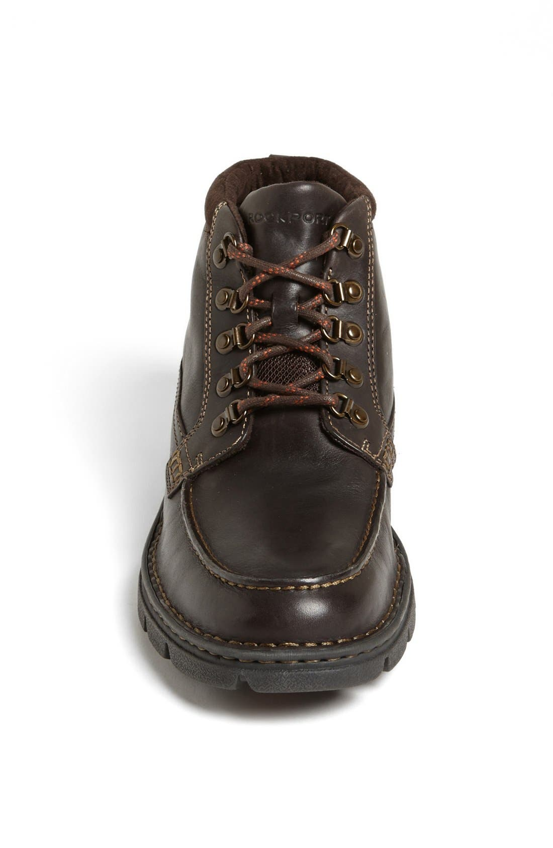 Alternate Image 3  - Rockport 'RocSports Rugged' Moc Toe Boot