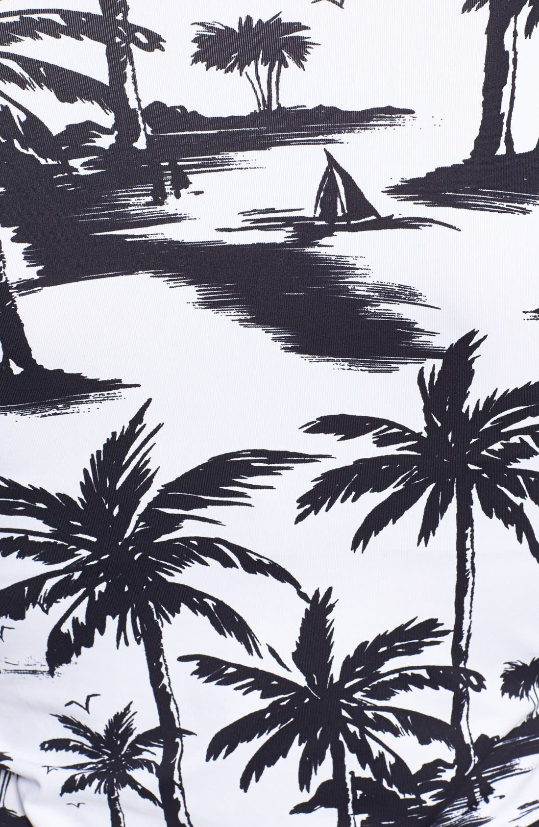 Alternate Image 3  - Tommy Bahama 'Sail Hawaii' Rashguard Tee