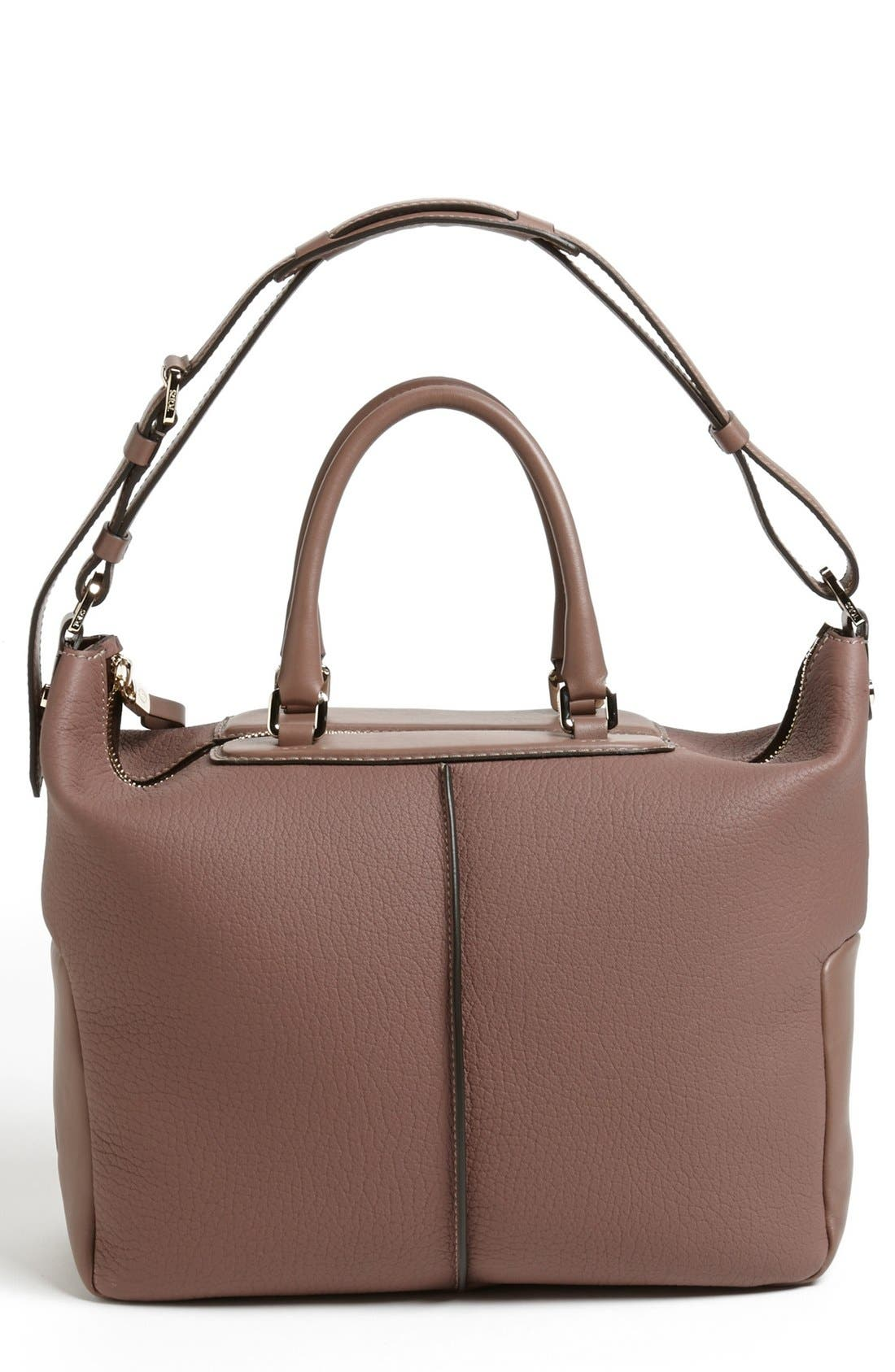 Alternate Image 1 Selected - Tod's 'Classic Miky - Medium' Leather Tote