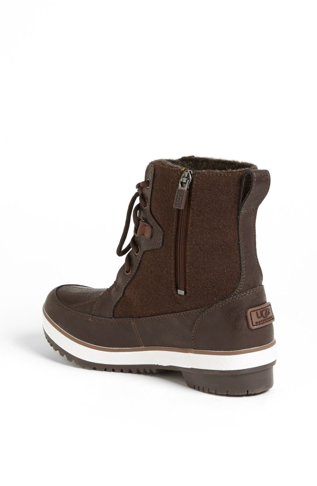 Alternate Image 2  - UGG® Australia 'Cabiro' Waterproof Boot (Little Kid & Big Kid)