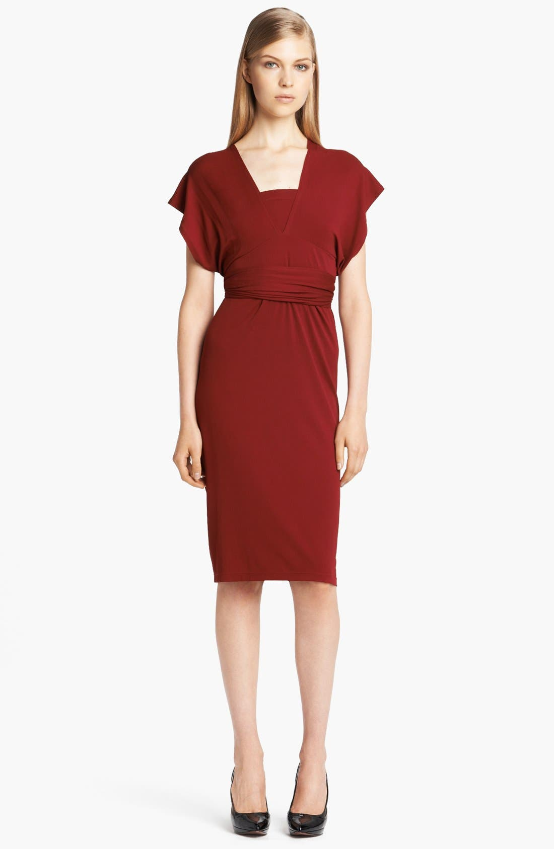 Alternate Image 1 Selected - Donna Karan 'Infinity' Matte Jersey Dress