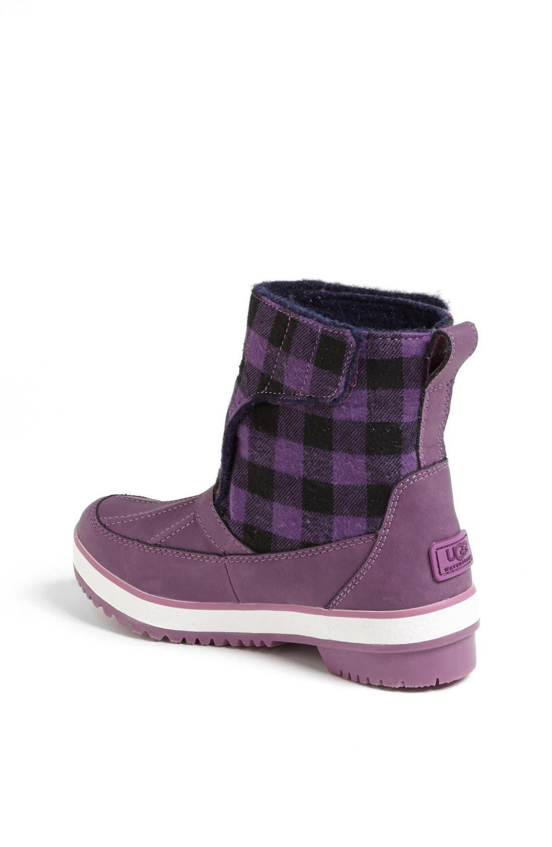 Alternate Image 4  - UGG® Australia 'Astin' Waterproof Boot (Little Kid & Big Kid)