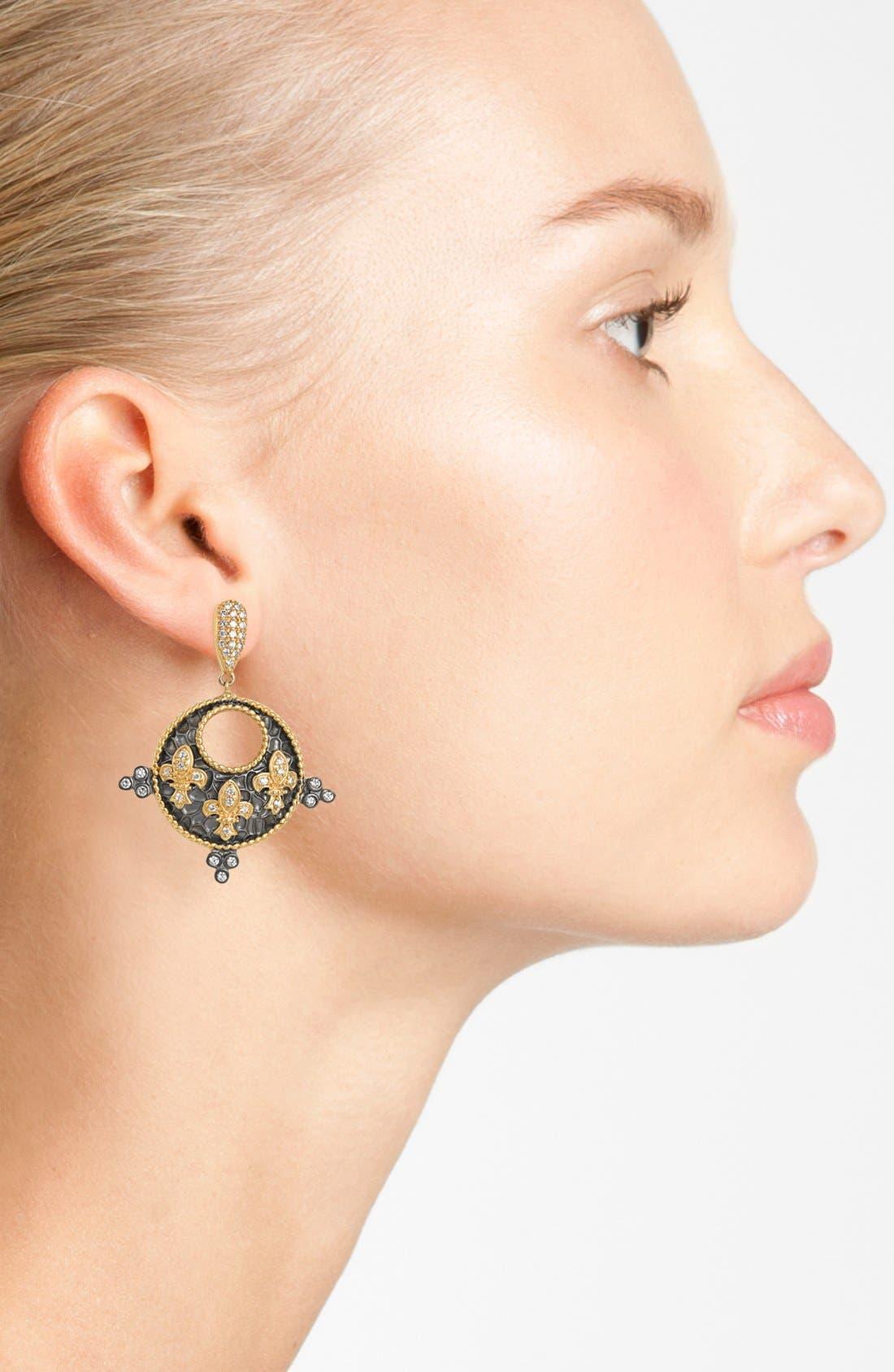 Alternate Image 2  - FREIDA ROTHMAN 'Tribeca' Drop Earrings