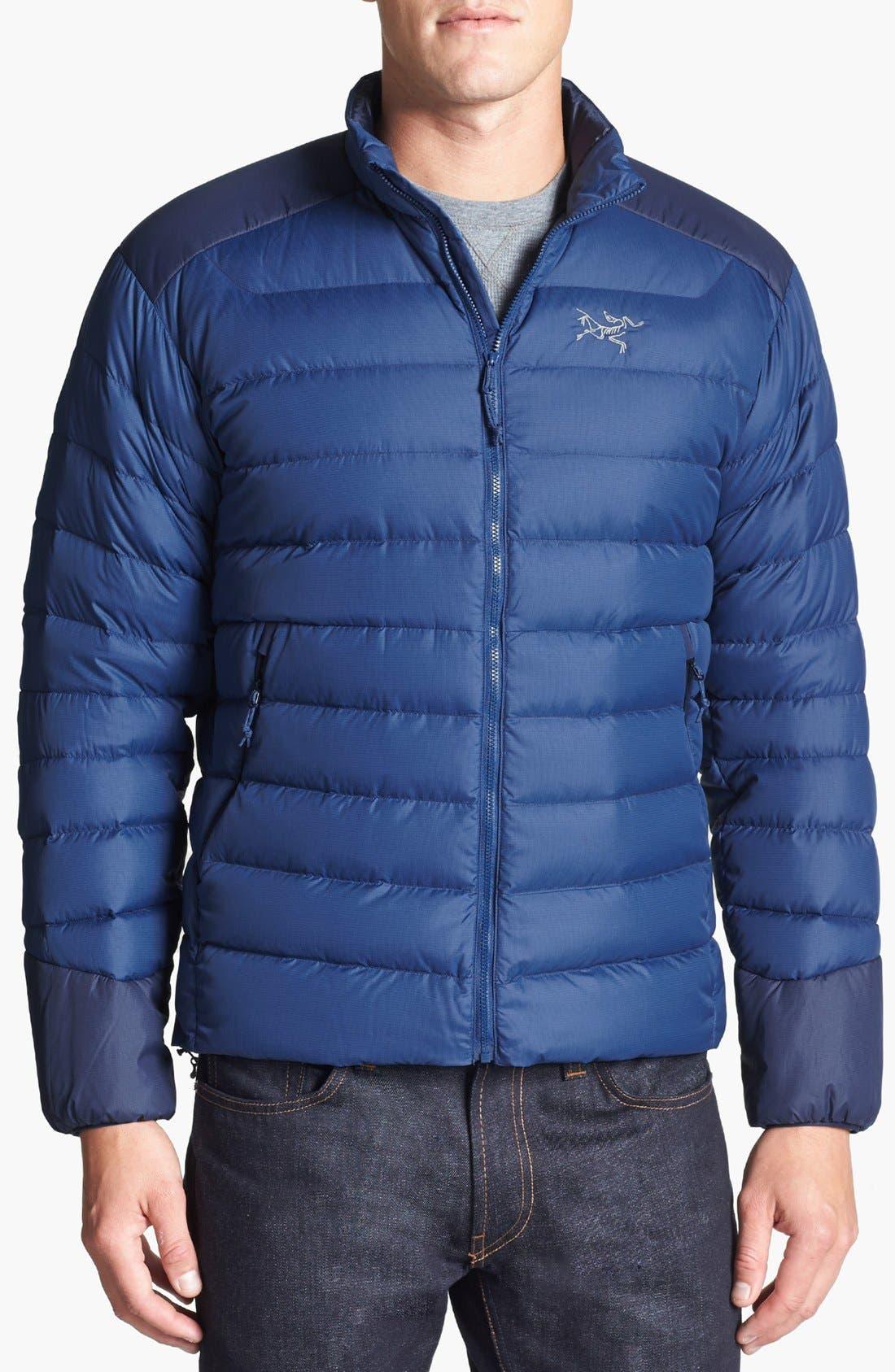 Alternate Image 1 Selected - Arc'teryx 'Thorium AR' Athletic Fit Down Jacket