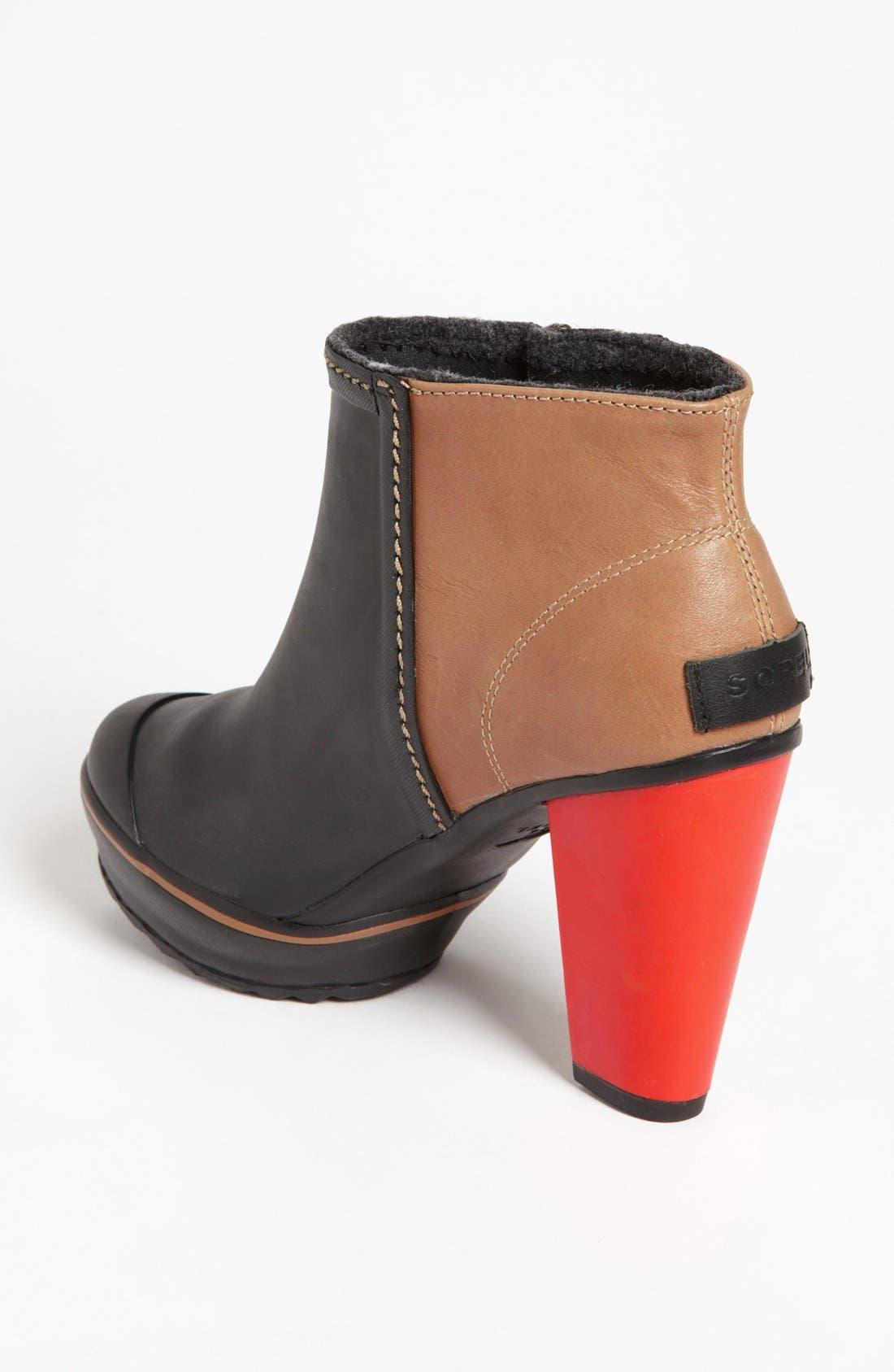 Alternate Image 2  - SOREL 'Medina' Rain Ankle Boot (Women)