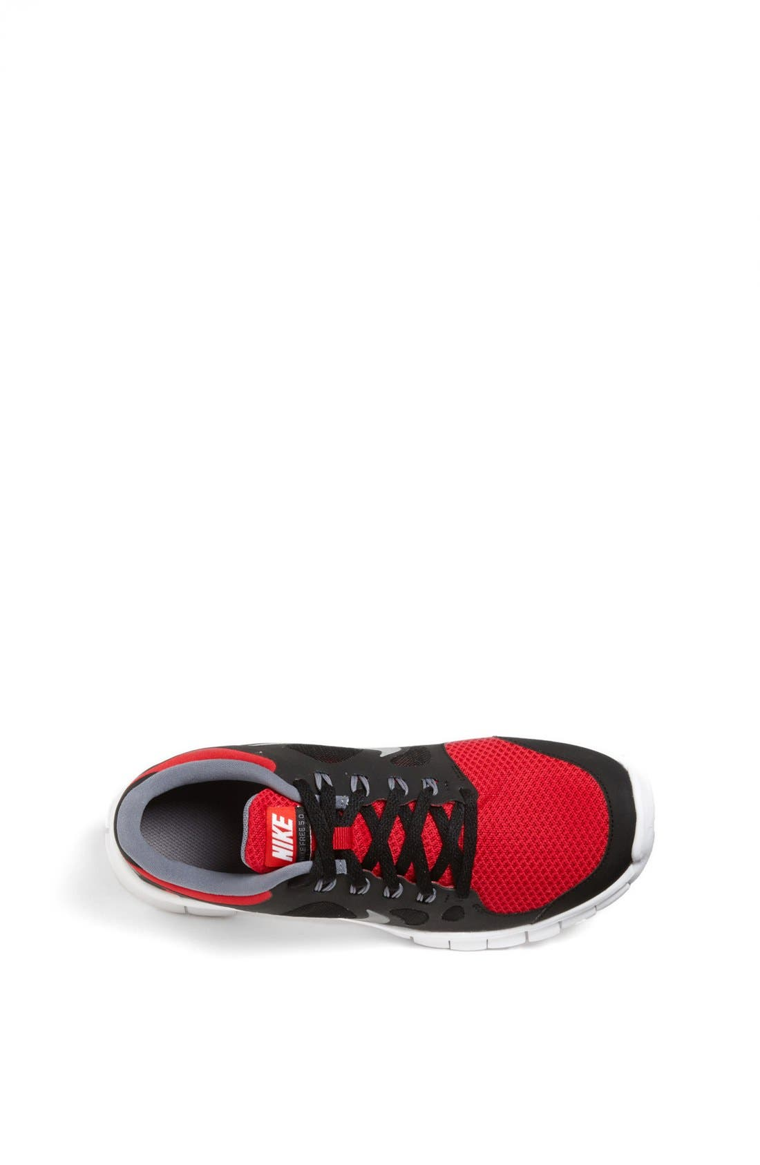Alternate Image 3  - Nike 'Free Run 5.0' Running Shoe (Big Kid)