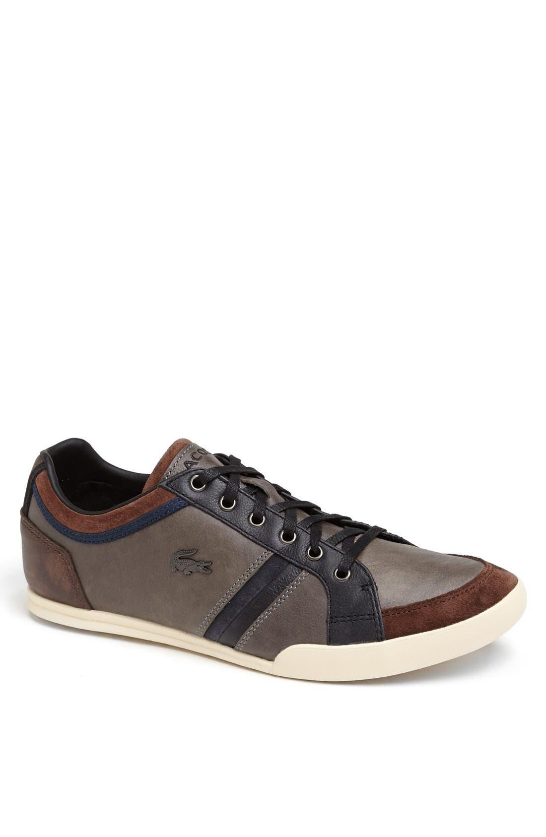 Alternate Image 1 Selected - Lacoste 'Rayford 3' Sneaker (Men)