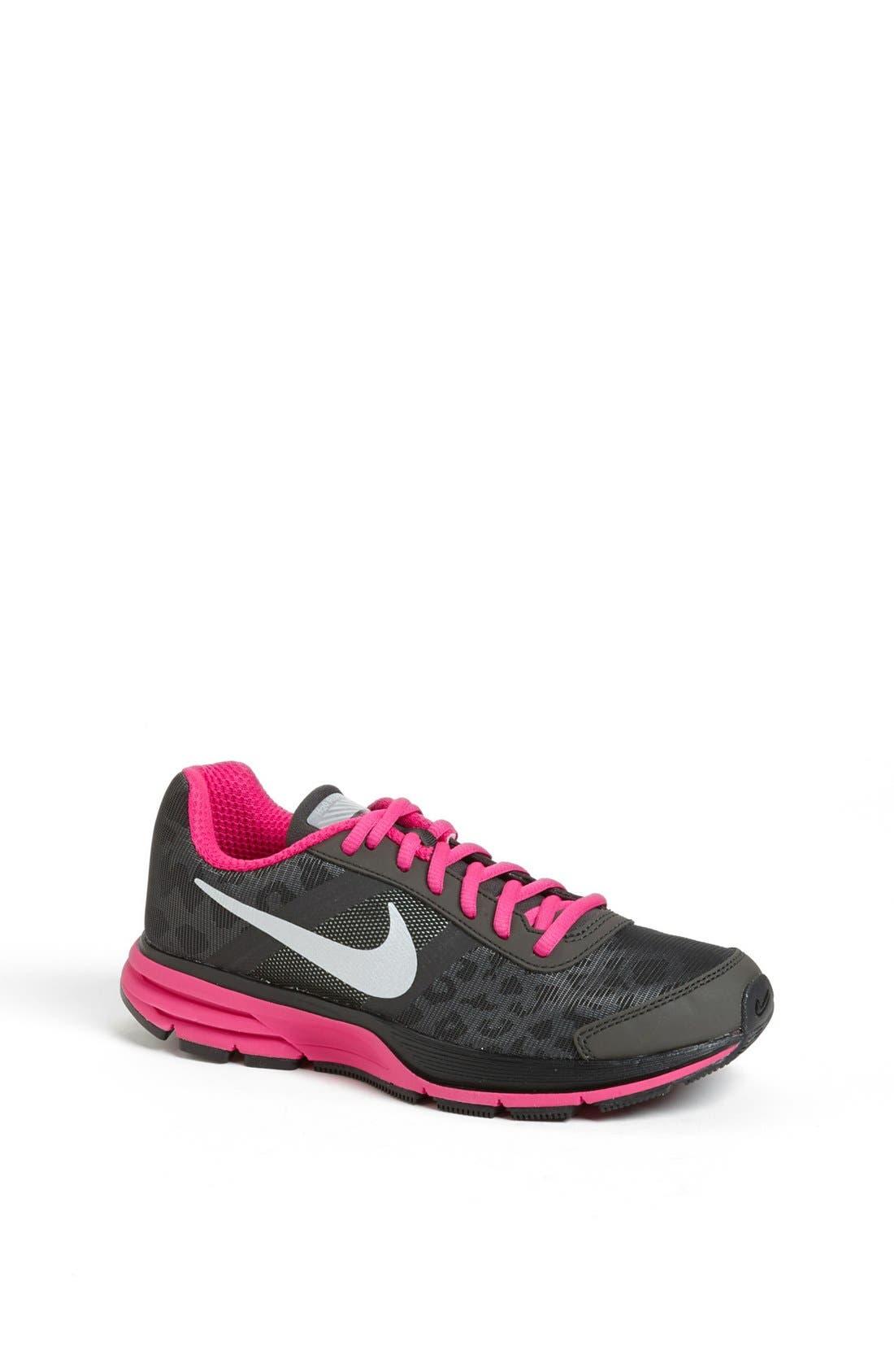 Alternate Image 1 Selected - Nike 'Air Pegasus+ 30 Shield' Running Shoe (Little Kid & Big Kid)