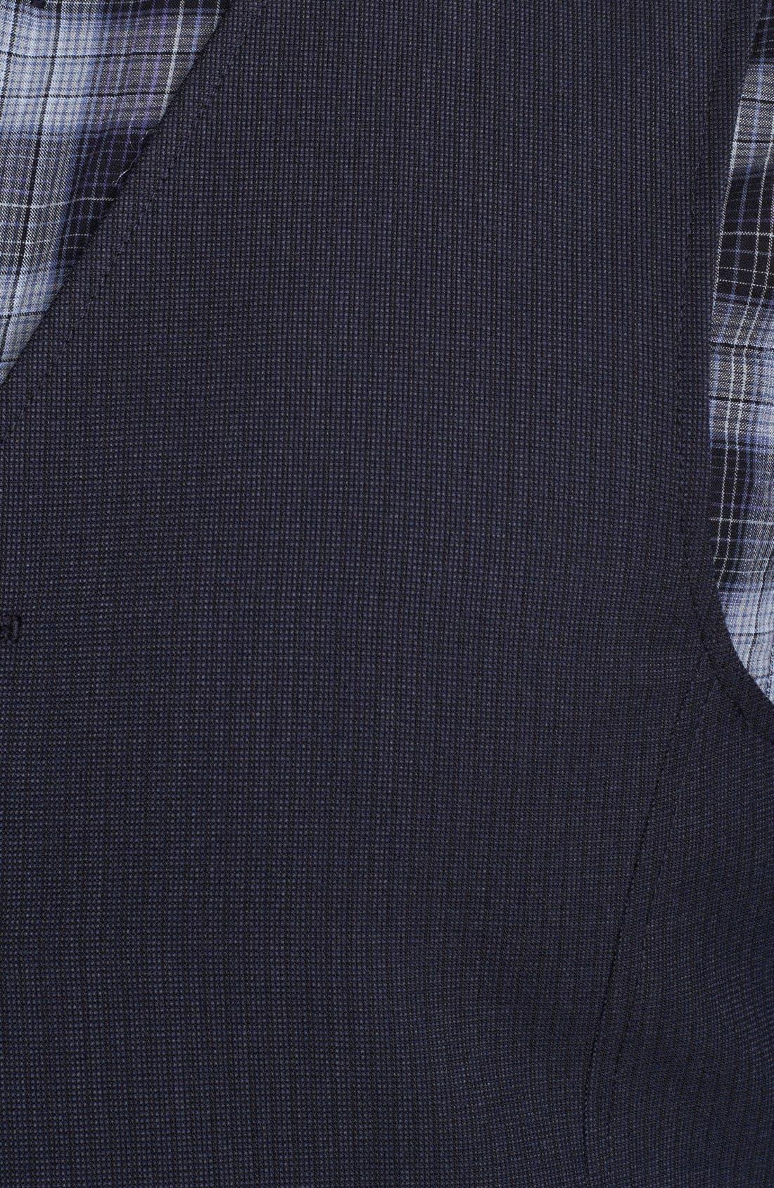 Alternate Image 3  - John Varvatos Star USA Tailored Vest