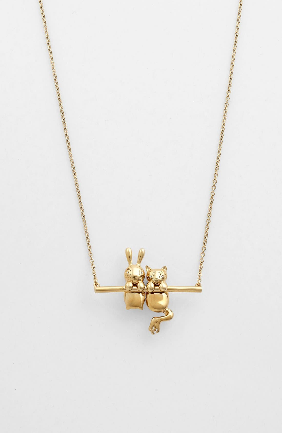 Alternate Image 2  - MARC BY MARC JACOBS 'Dynamite - Rue & Bunny' Pendant Necklace