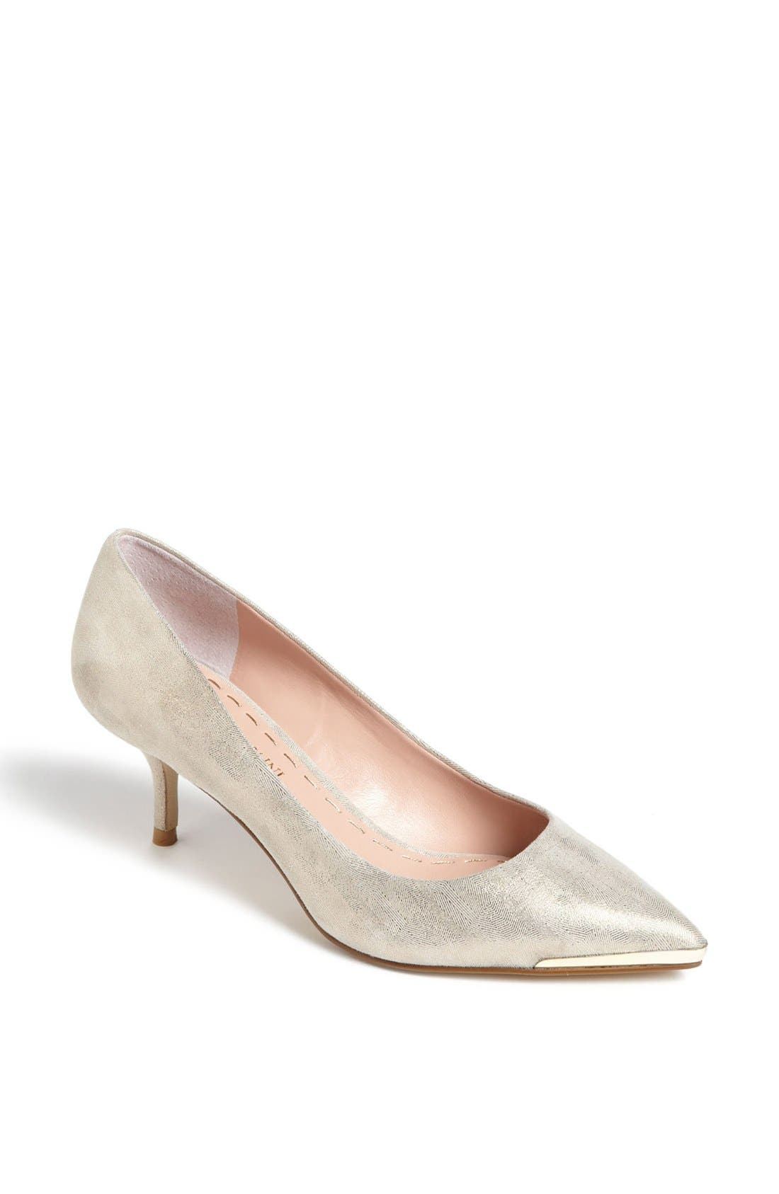 Alternate Image 1 Selected - Enzo Angiolini 'Graysn' Pump