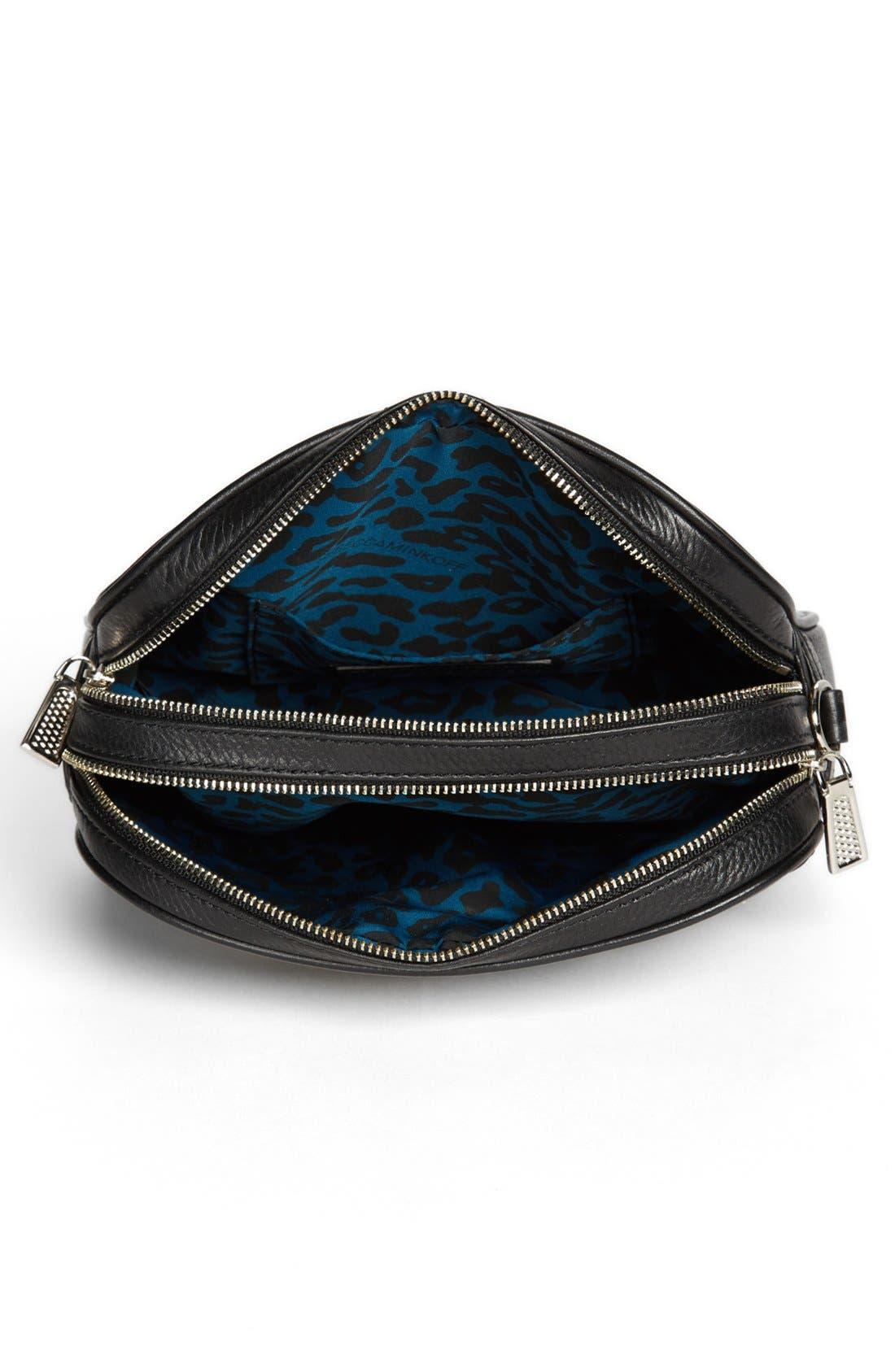 Alternate Image 3  - Rebecca Minkoff 'Rumor' Leather Crossbody Bag, Small