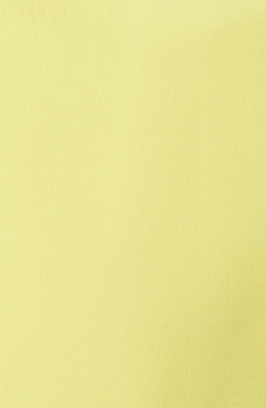 Alternate Image 3  - Valentino Bow Detail Crepe Dress