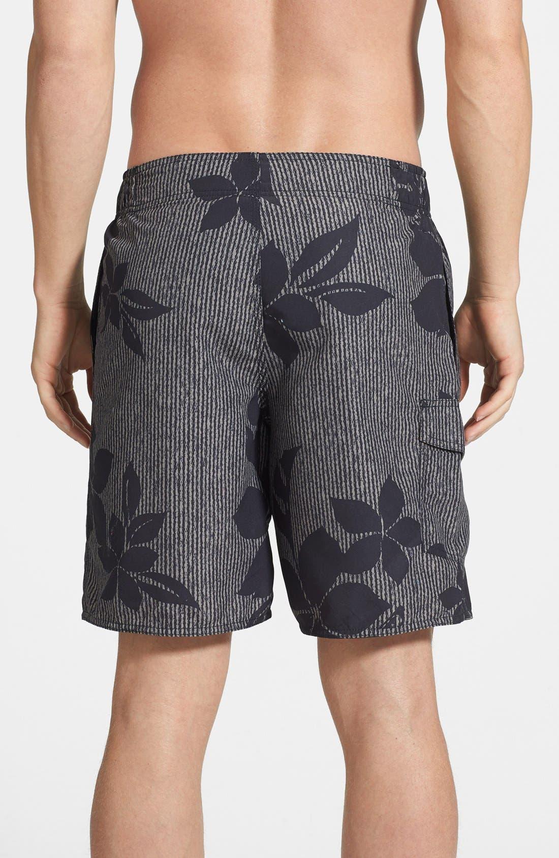 Alternate Image 2  - Quiksilver Waterman 'Manu' Swim Shorts