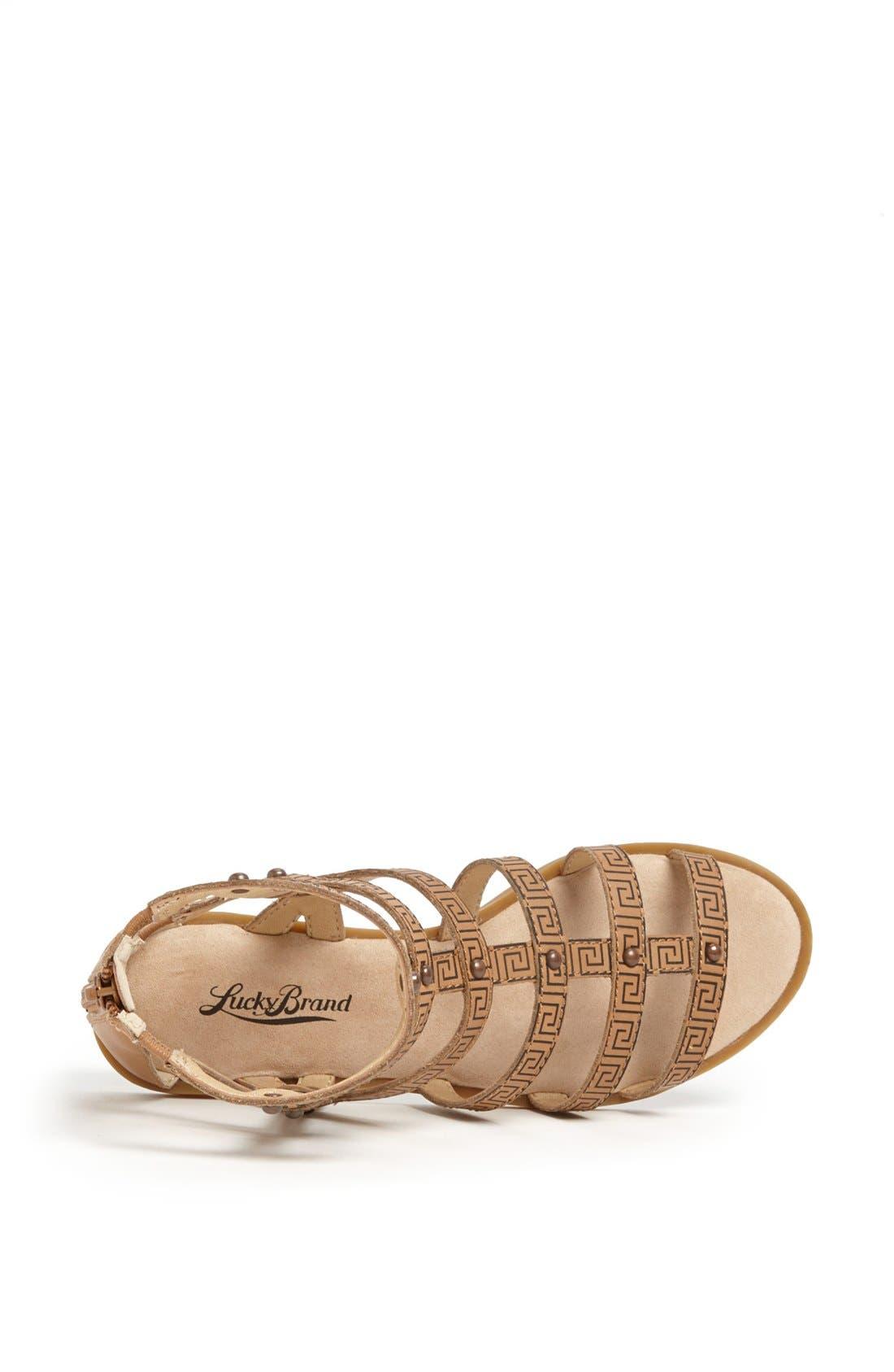 Alternate Image 3  - Lucky Brand 'Beverlee' Sandal