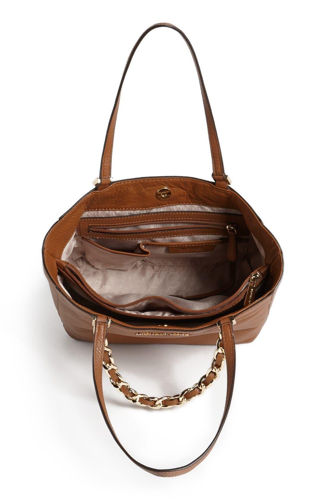 Alternate Image 3  - MICHAEL Michael Kors 'Harper - Medium' Leather Tote