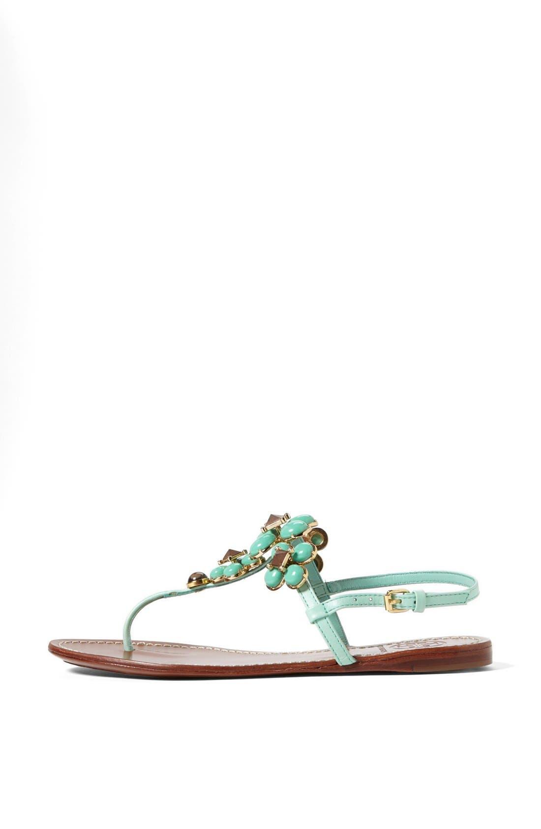 Alternate Image 4  - Tory Burch 'Jameson' Thong Sandal