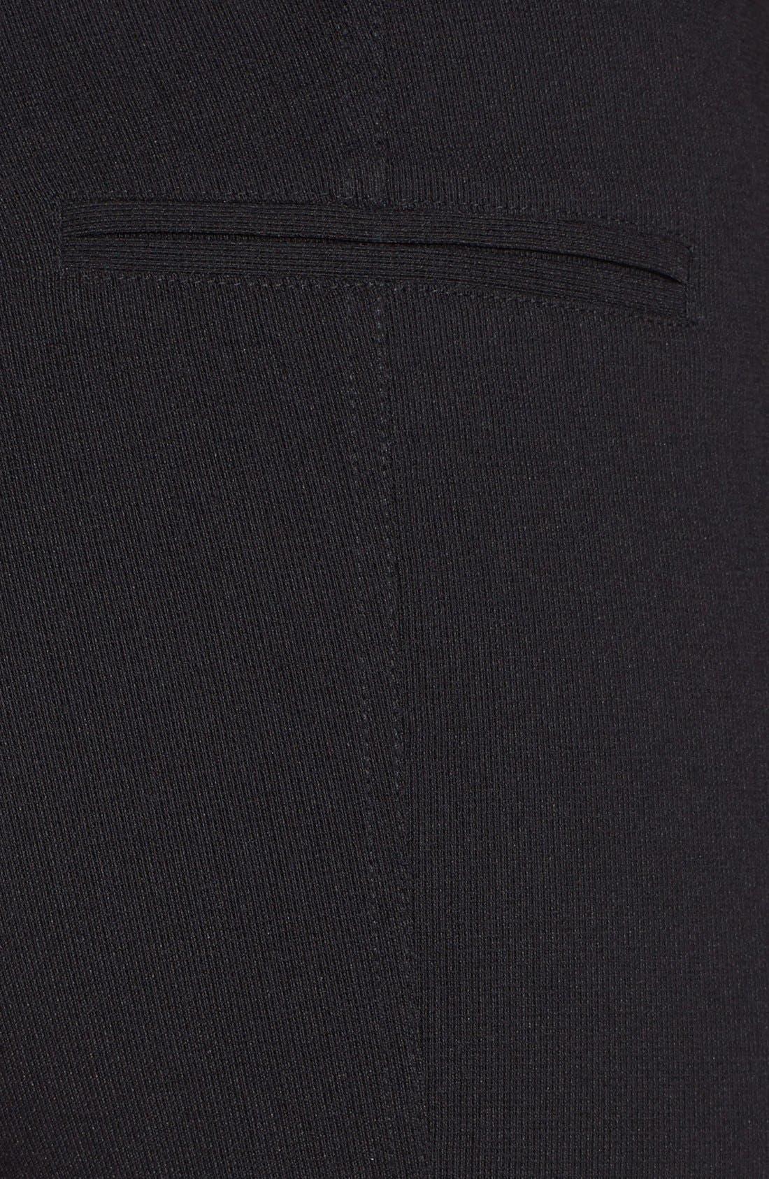 Alternate Image 3  - DKNYC Stretch Woven Skinny Pants