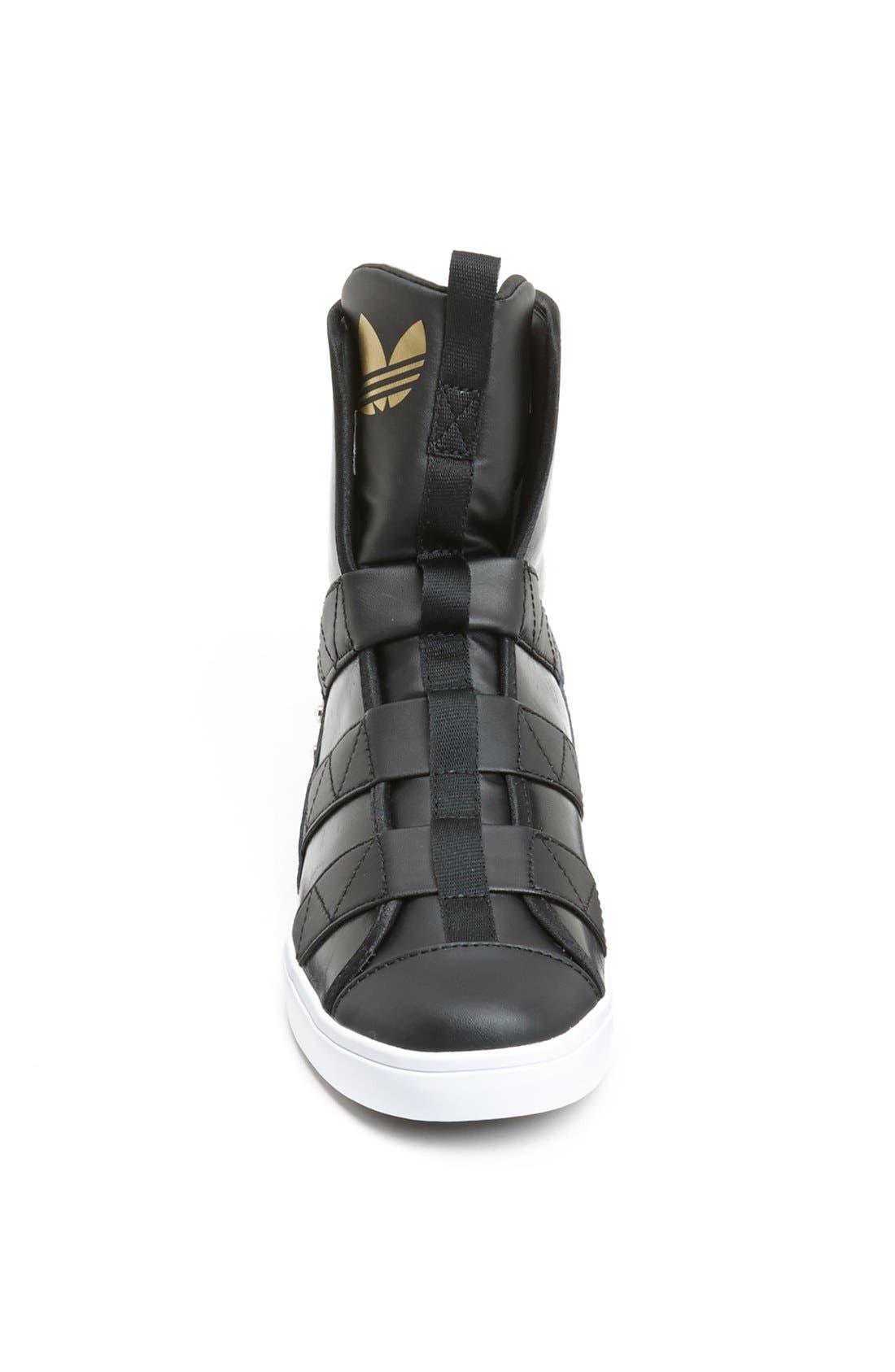 Alternate Image 3  - adidas 'Chic High' Sneaker (Women)