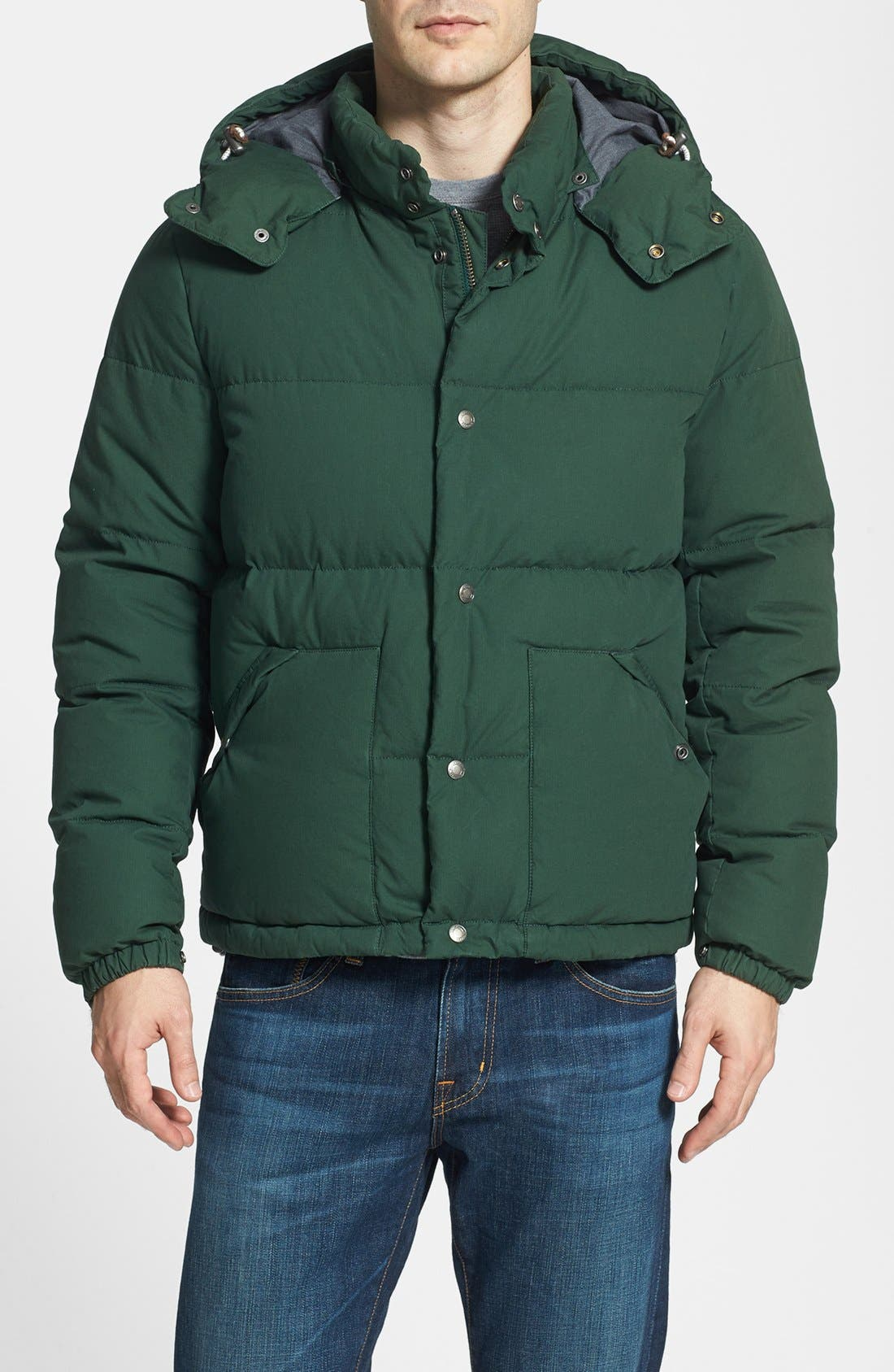 Main Image - Woolrich 'Sierra Supreme' Quilted Down Jacket