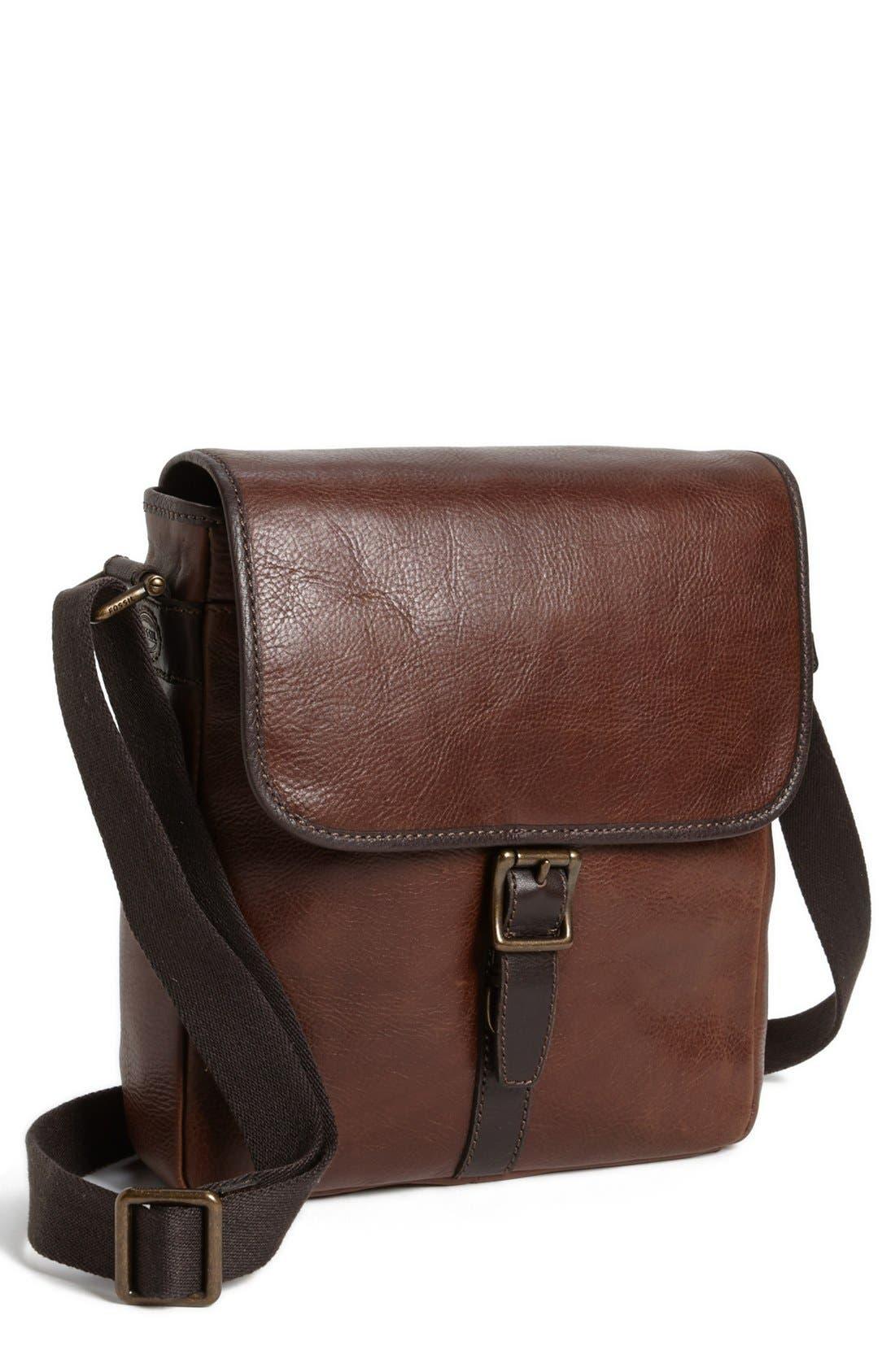 Main Image - Fossil 'Estate NS' Messenger Bag