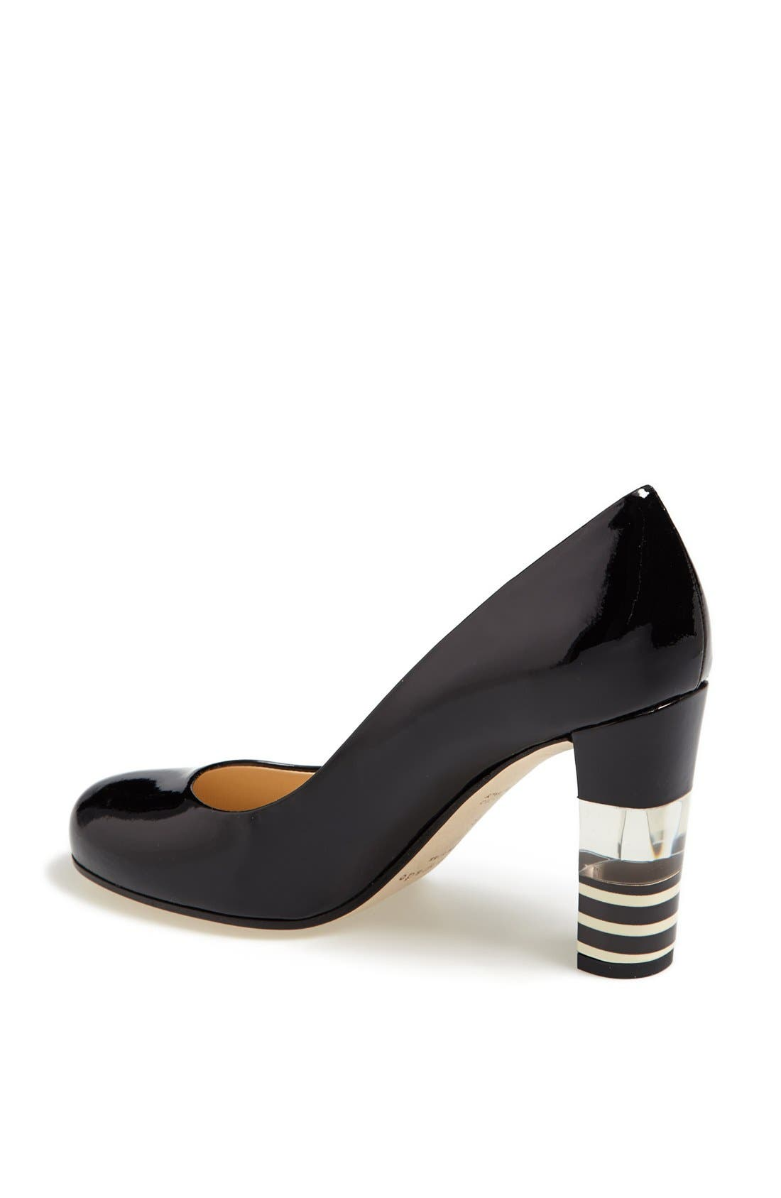 Alternate Image 2  - kate spade new york 'leslie' leather pump