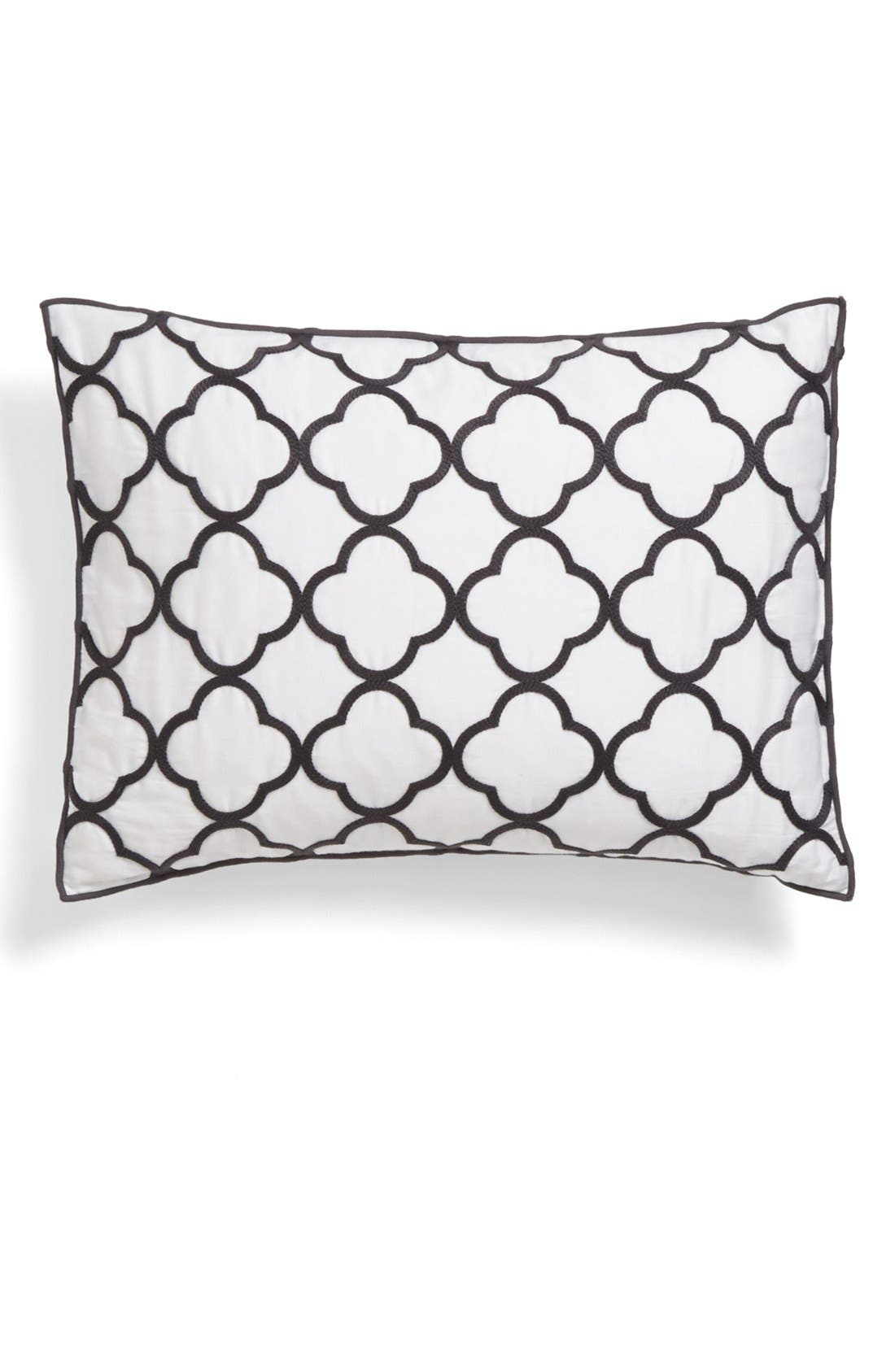 Alternate Image 1 Selected - Vera Wang 'Pompom' Pillow